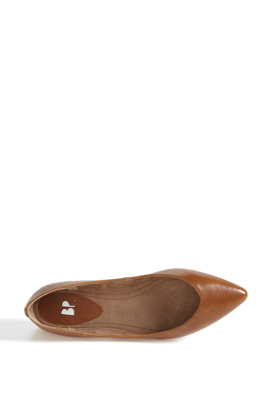 'Moveover' Pointy Toe Flat,                             Alternate thumbnail 19, color,