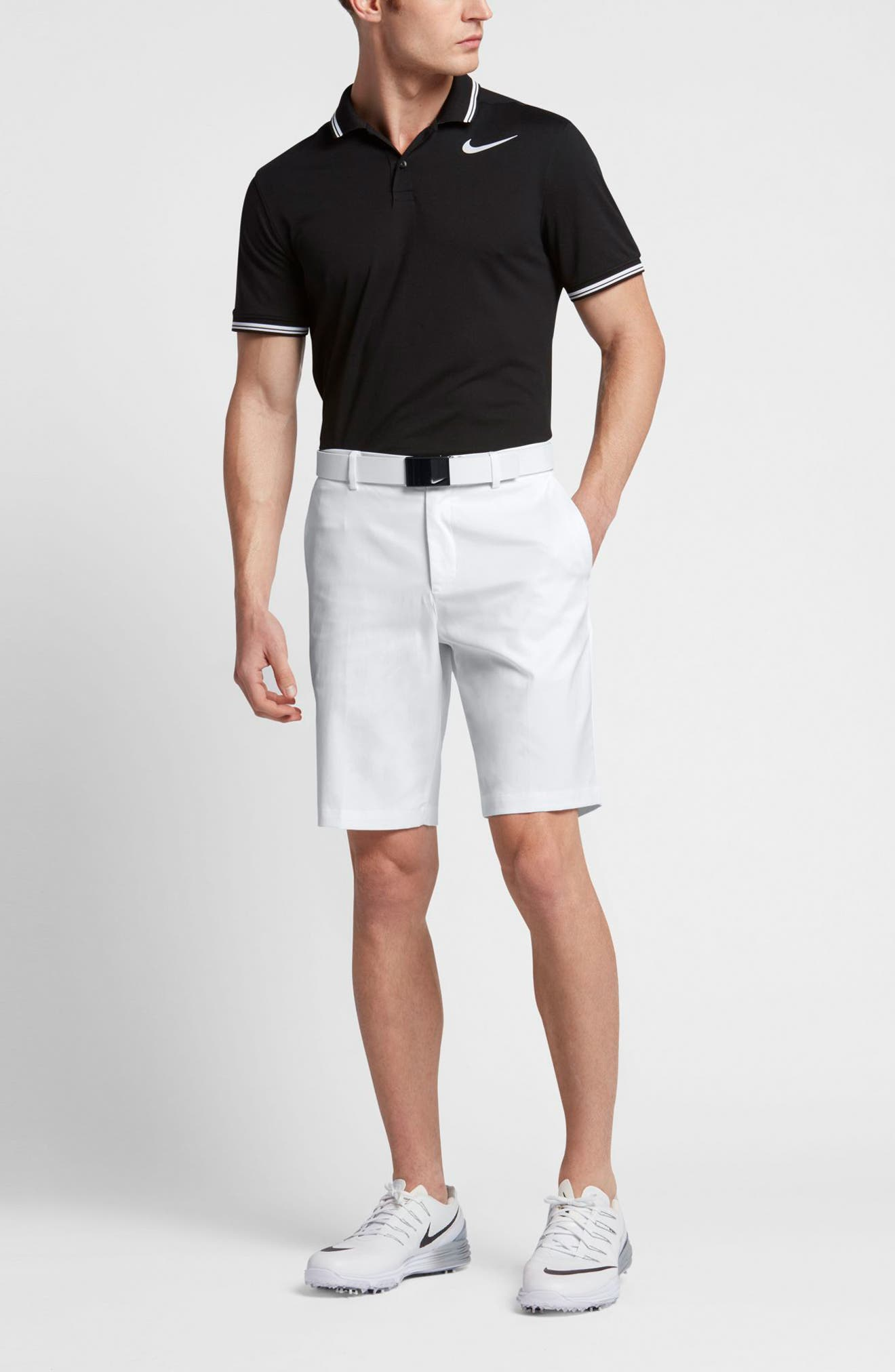 Flat Front Golf Shorts,                             Alternate thumbnail 68, color,