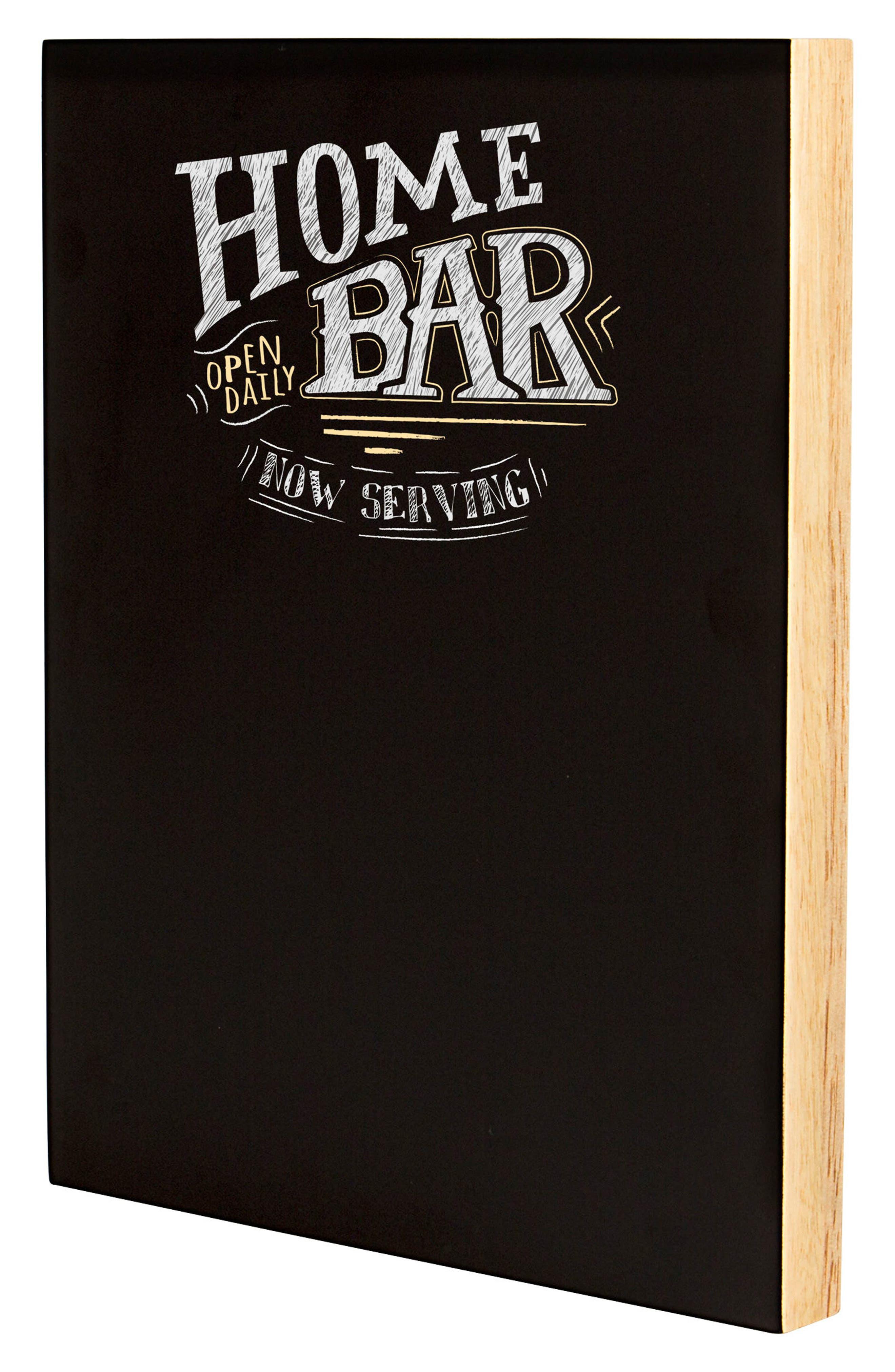 Bar Menu Chalkboard,                             Alternate thumbnail 4, color,                             001