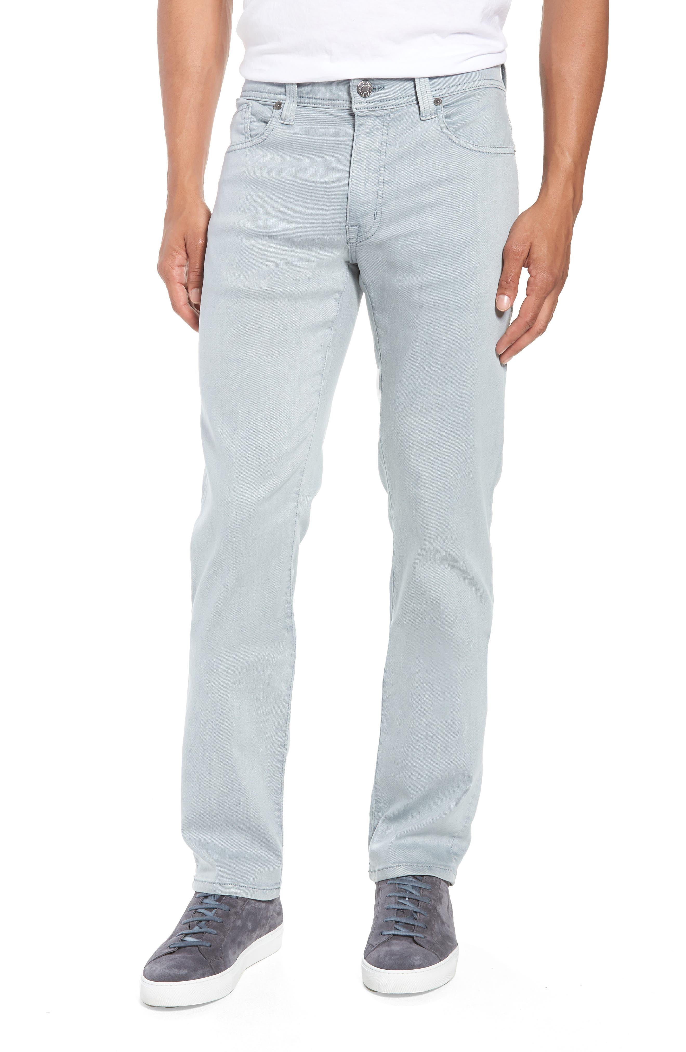 FIDELITY DENIM Fidelity Jimmy Slim Straight Leg Jeans, Main, color, 020