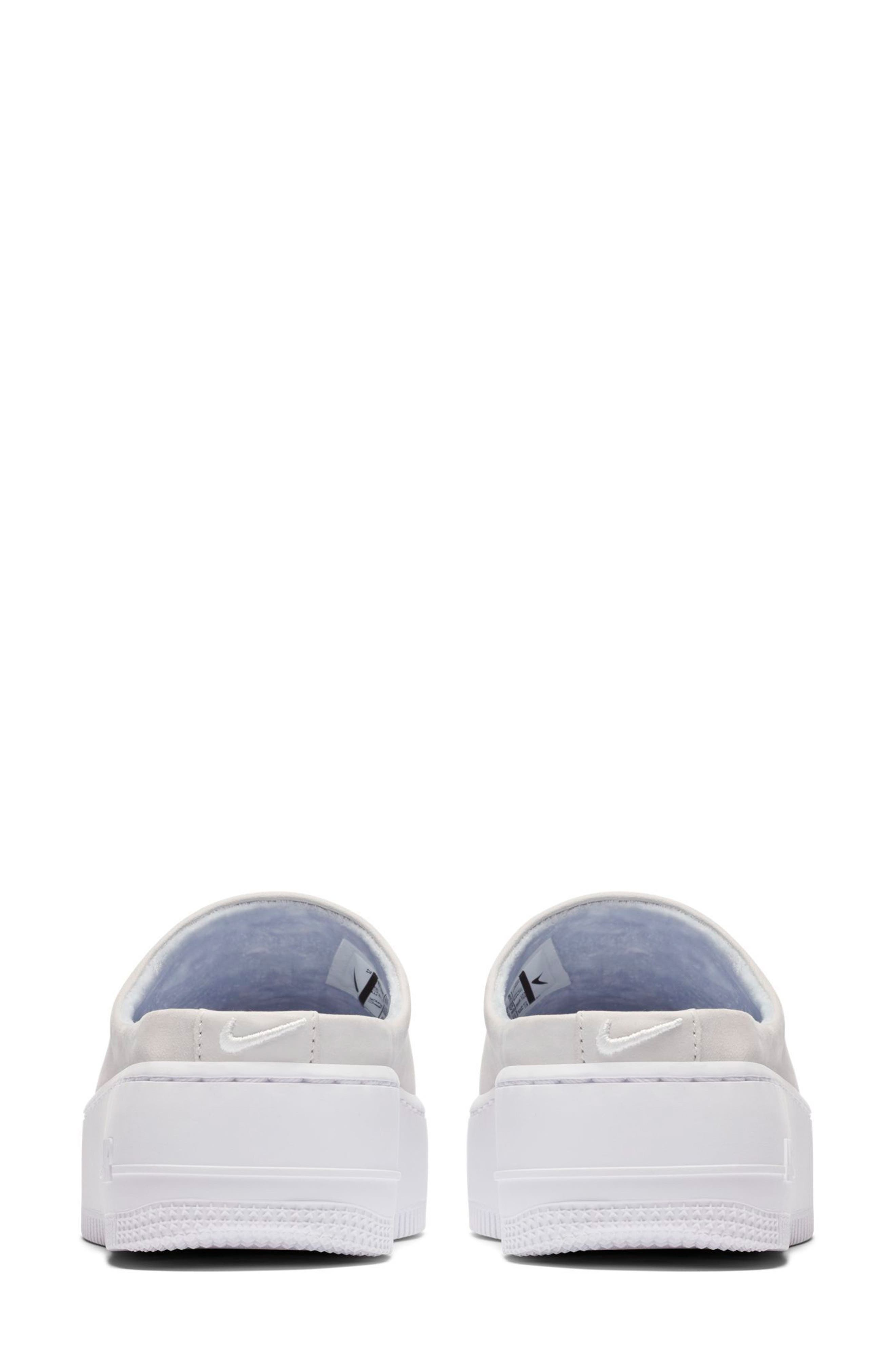 Air Force 1 Lover XX Slip-On Mule Sneaker,                             Alternate thumbnail 3, color,