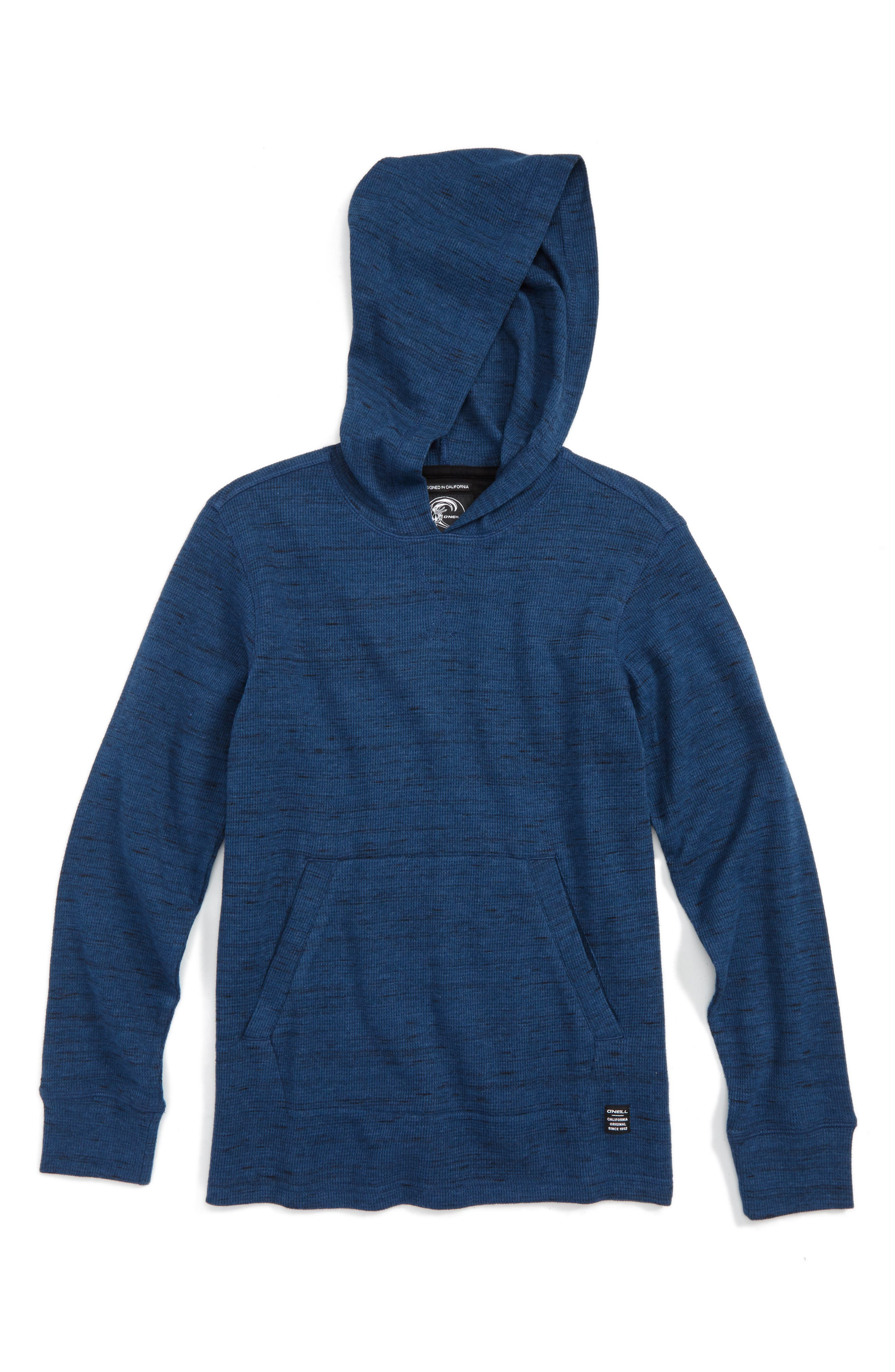Boldin Thermal Pullover Hoodie,                             Main thumbnail 3, color,