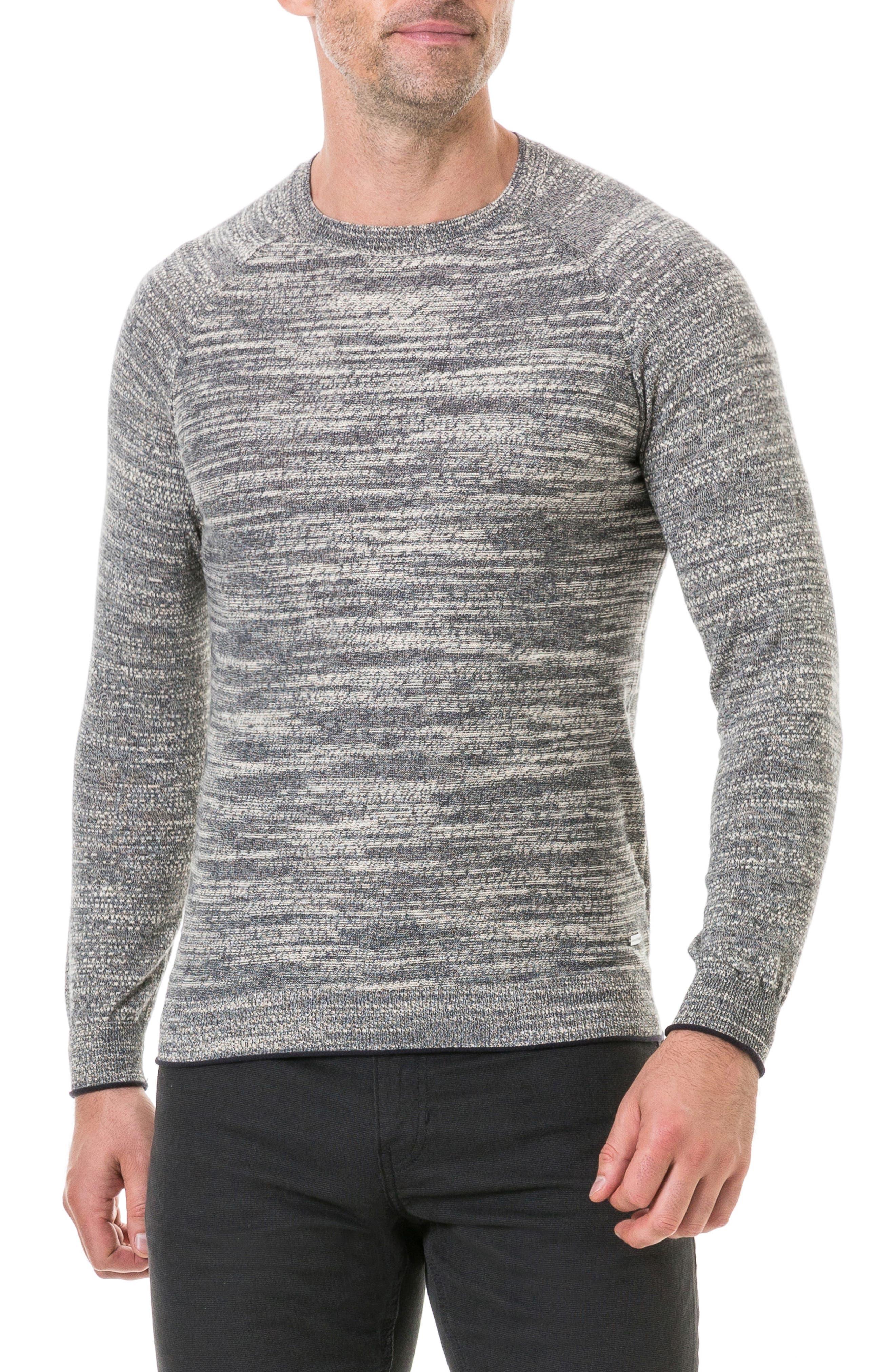 Atley Road Regular Fit Raglan Shirt,                         Main,                         color, GRANITE
