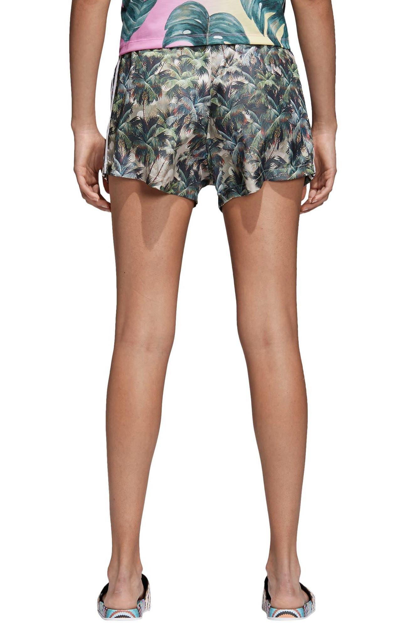 High Waist Shorts,                             Alternate thumbnail 2, color,                             300