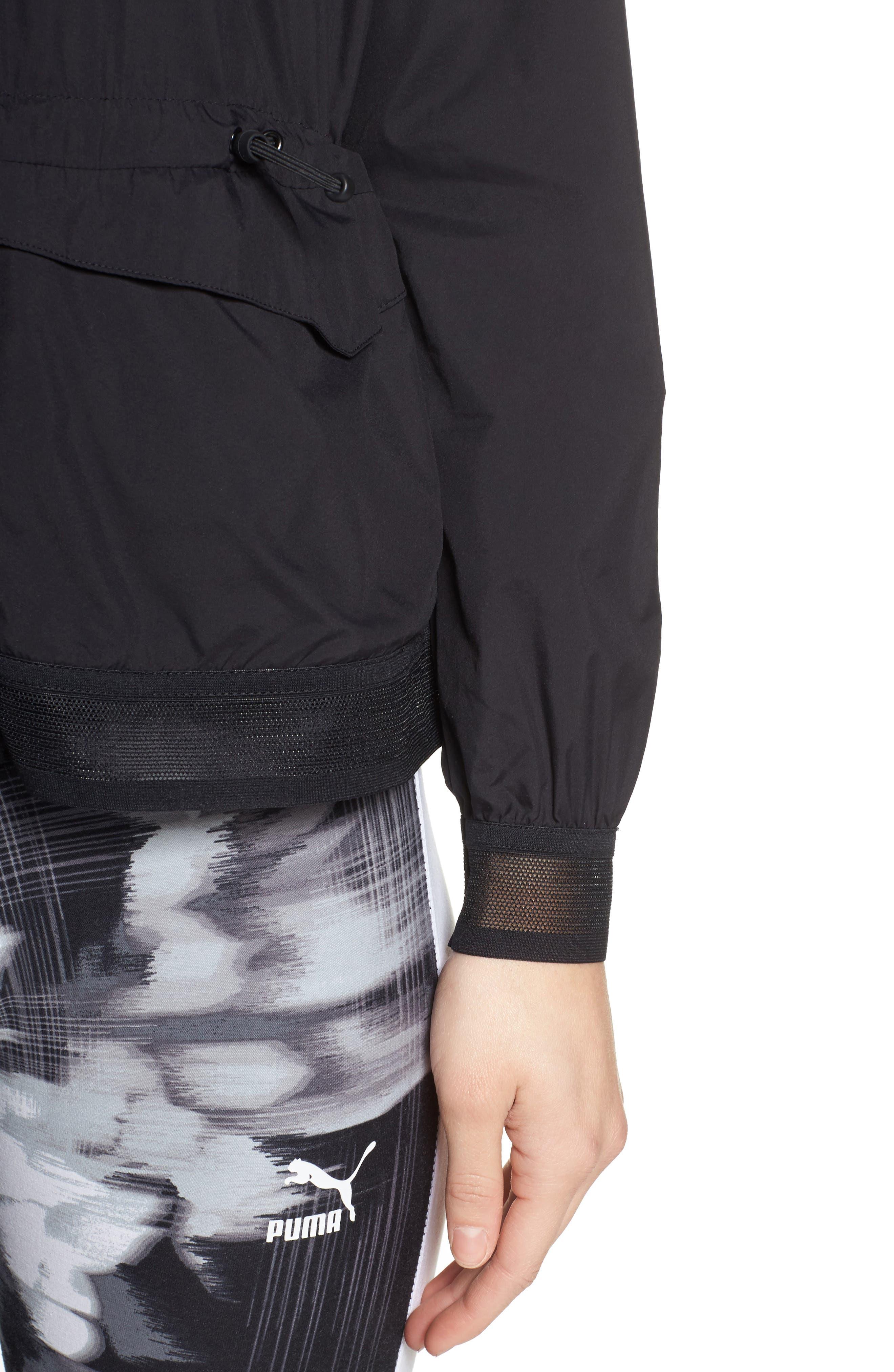 Evo Foldable Windrunner Jacket,                             Alternate thumbnail 8, color,
