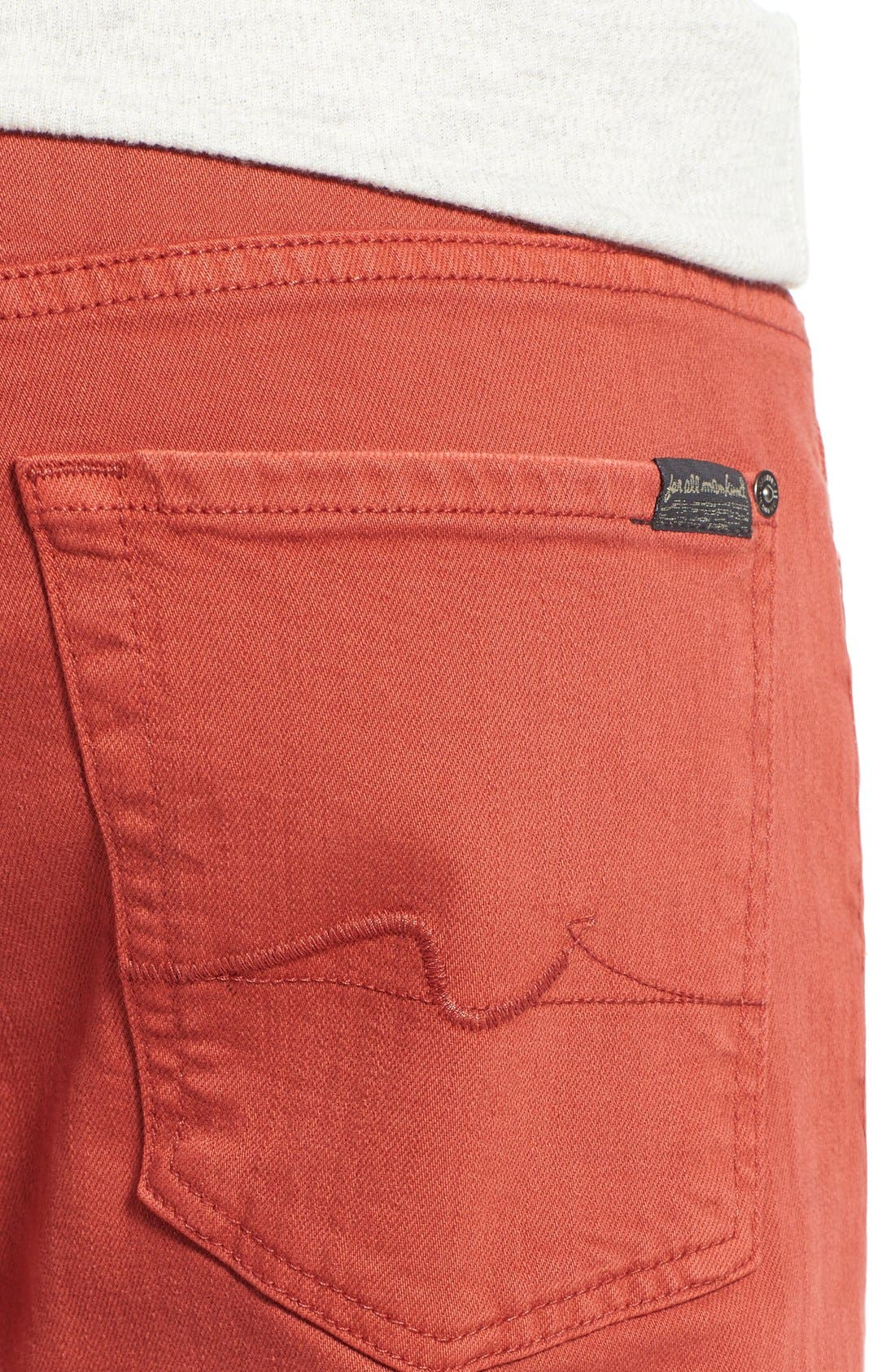 'Slimmy - Luxe Performance' Slim Fit Jeans,                             Alternate thumbnail 79, color,