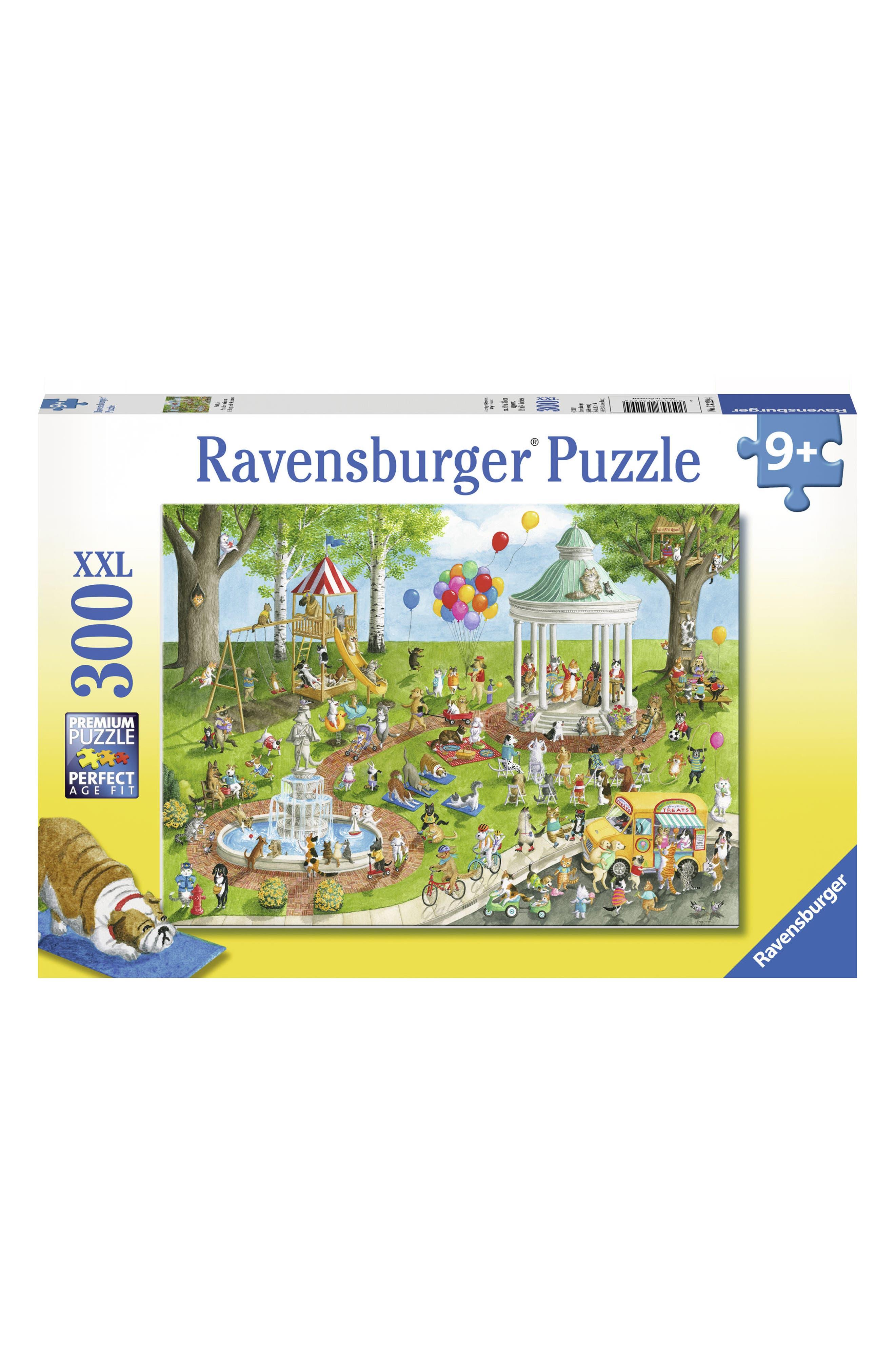 Pet Park 300-Piece Puzzle,                         Main,                         color, 300