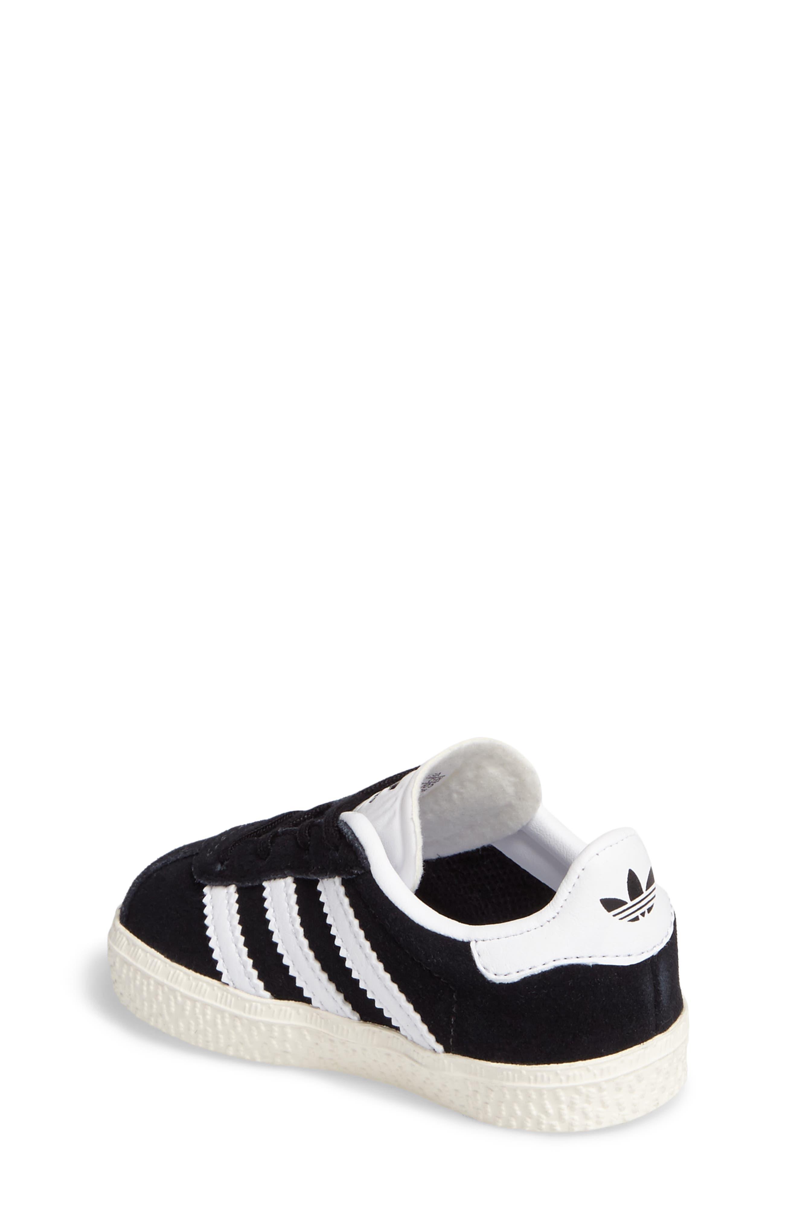 ADIDAS,                             Gazelle Sneaker,                             Alternate thumbnail 2, color,                             001