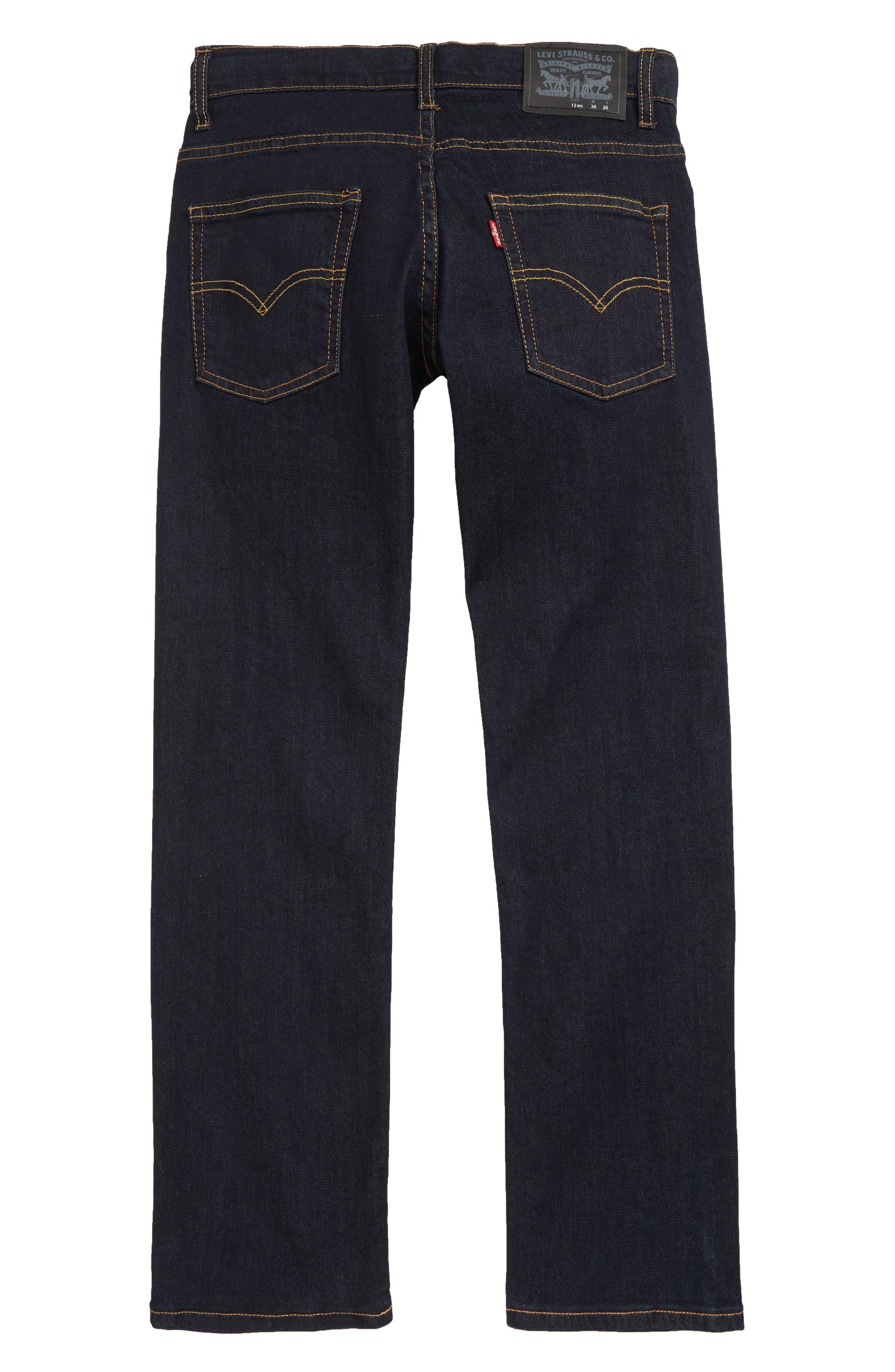 LEVI'S<SUP>®</SUP>,                             '511<sup>™</sup>' Slim Fit Jeans,                             Alternate thumbnail 2, color,                             419