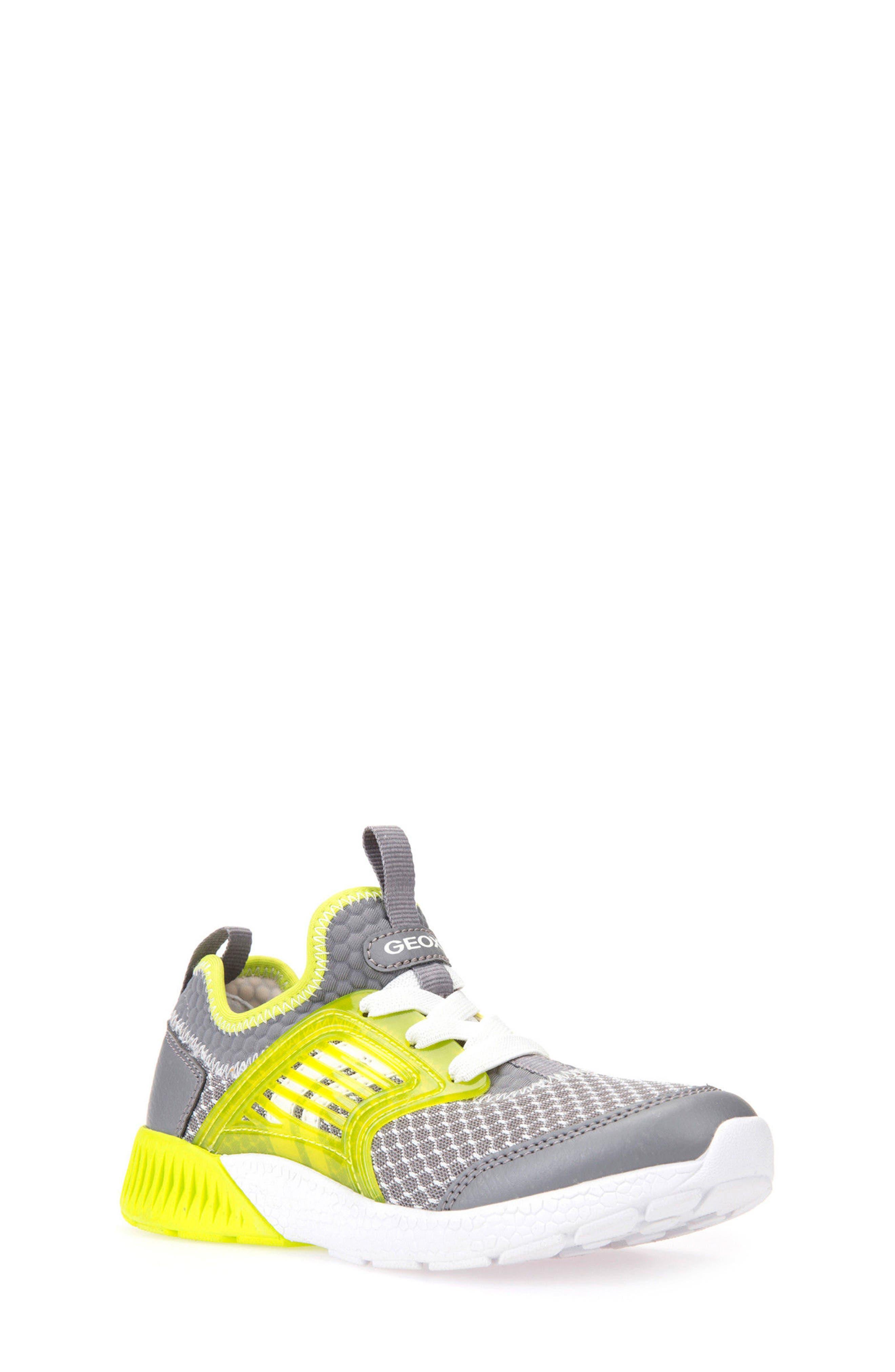 GEOX Sveth Sock Sneaker, Main, color, 079