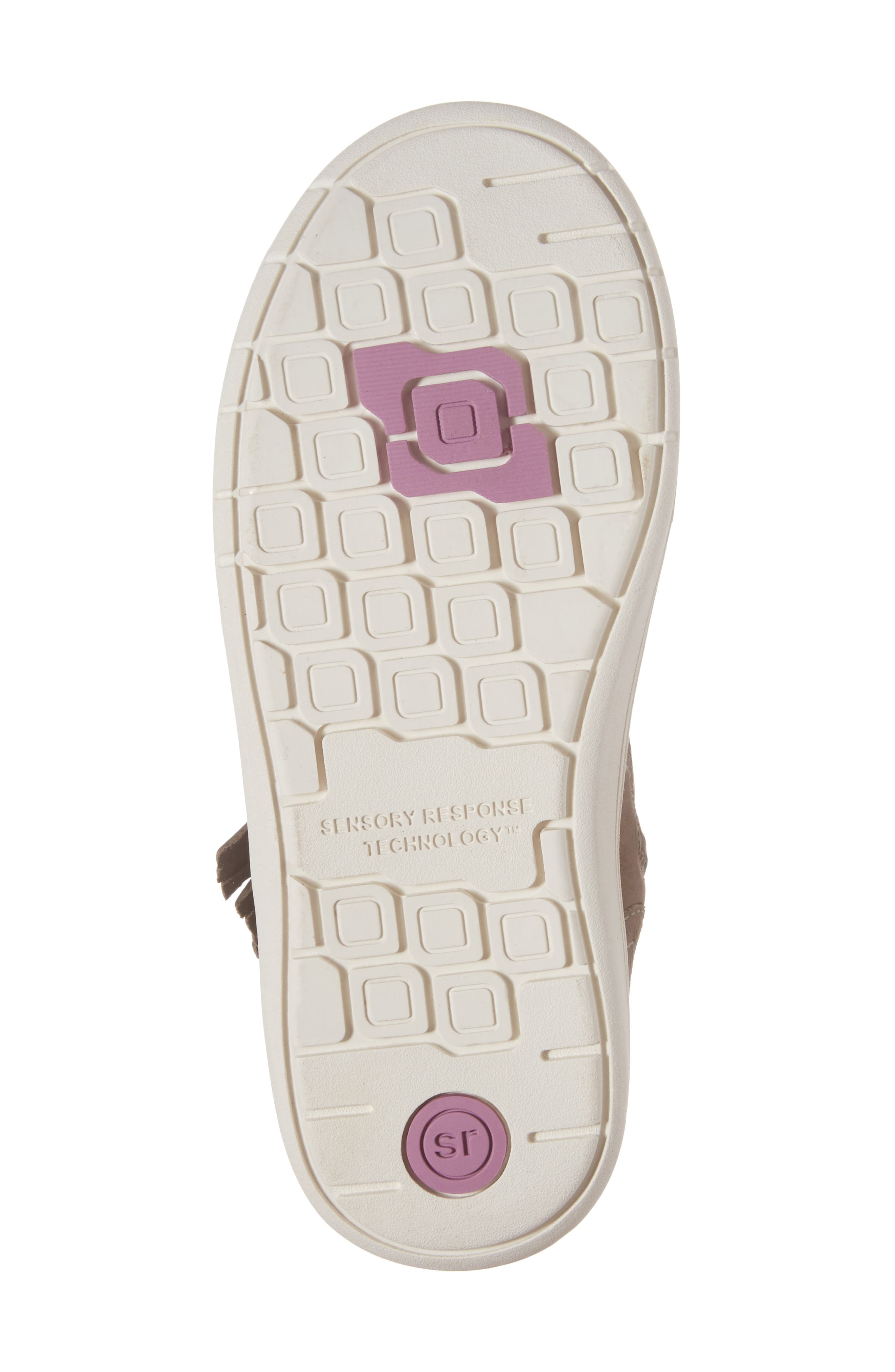 STRIDE RITE,                             SRtech<sup>™</sup> Maxine Fringed Bootie,                             Alternate thumbnail 6, color,                             210