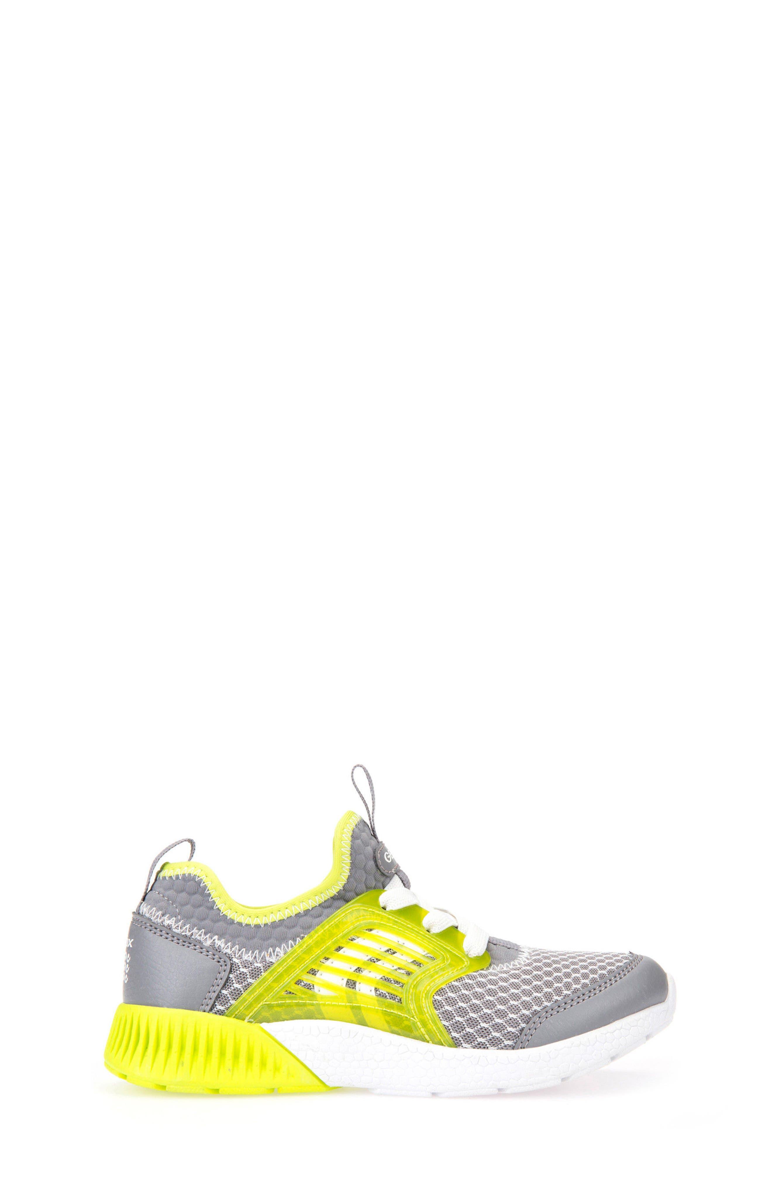 GEOX,                             Sveth Sock Sneaker,                             Alternate thumbnail 3, color,                             079