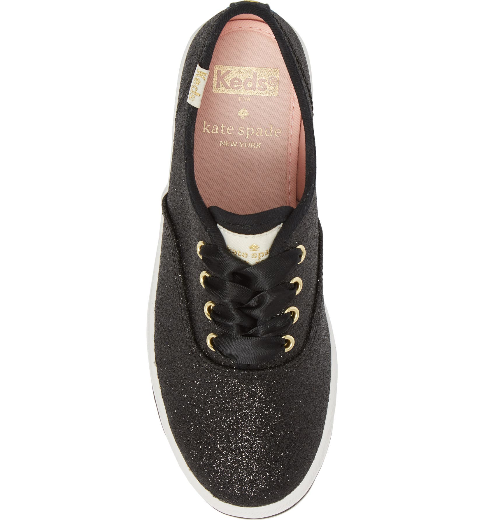 9fa25e4f4b98 Keds® x kate spade new york Champion Glitter Sneaker (Walker ...
