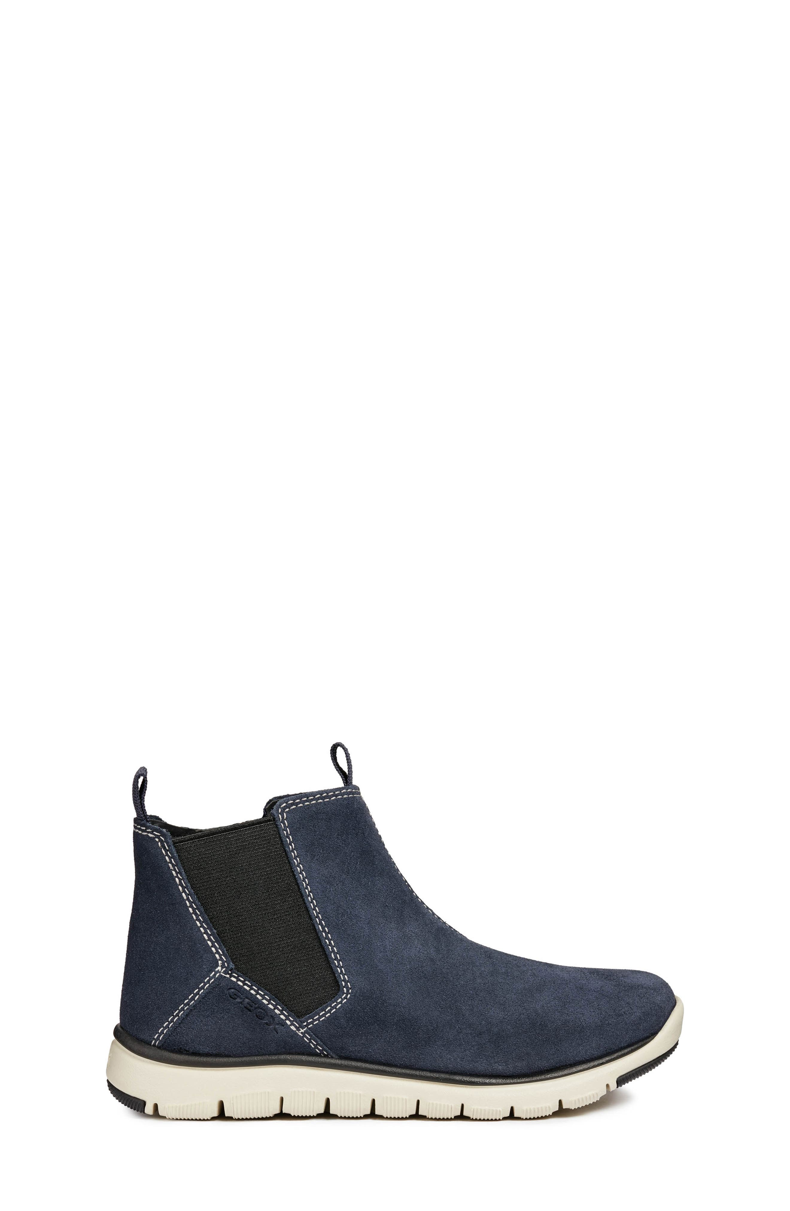 GEOX,                             Xunday Boot,                             Alternate thumbnail 3, color,                             NAVY