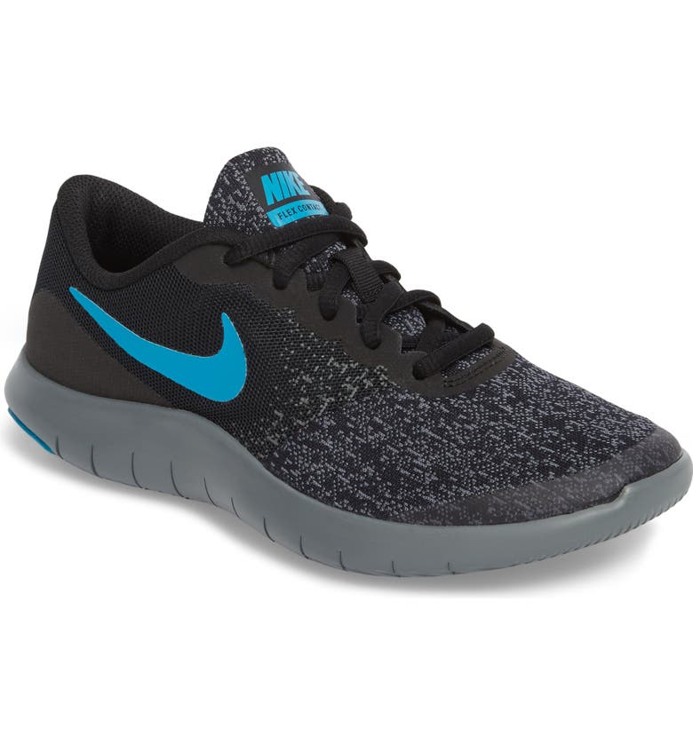 490b6ad8b3c6 Nike Flex Contact Running Shoe (Big Kid)