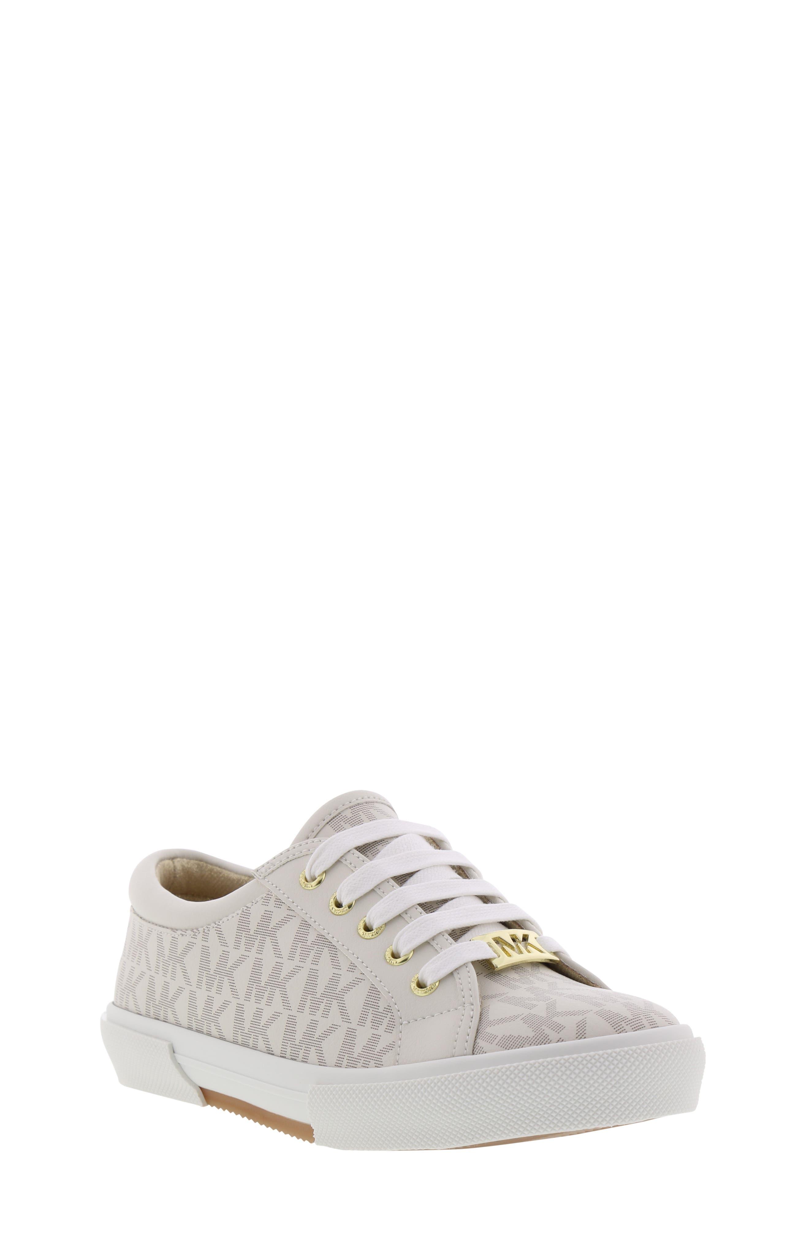 MICHAEL MICHAEL KORS Ima Rebel Sneaker, Main, color, VANILLA