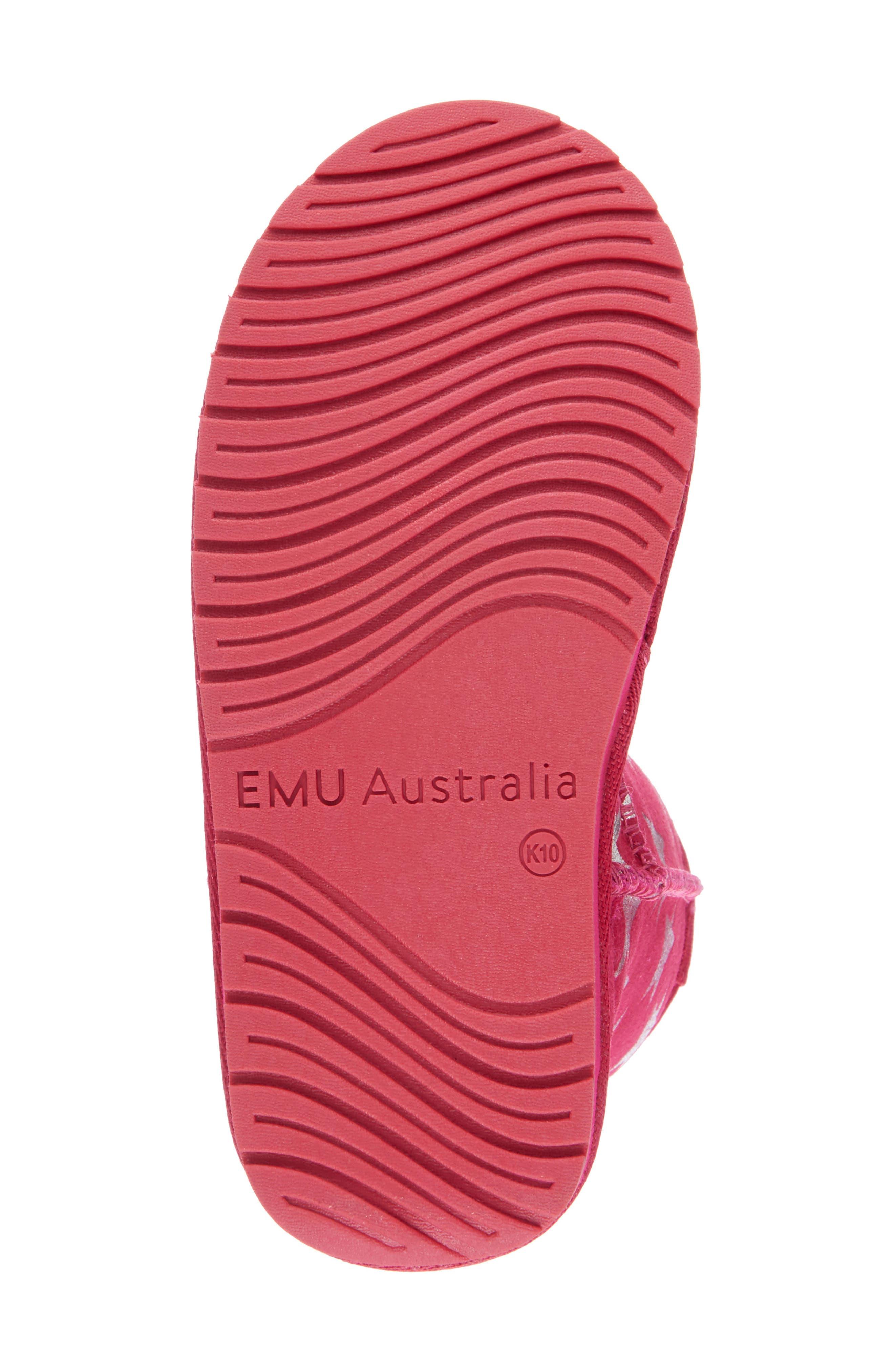 EMU AUSTRALIA,                             EMUAustralia Starry Night Boot,                             Alternate thumbnail 6, color,                             665