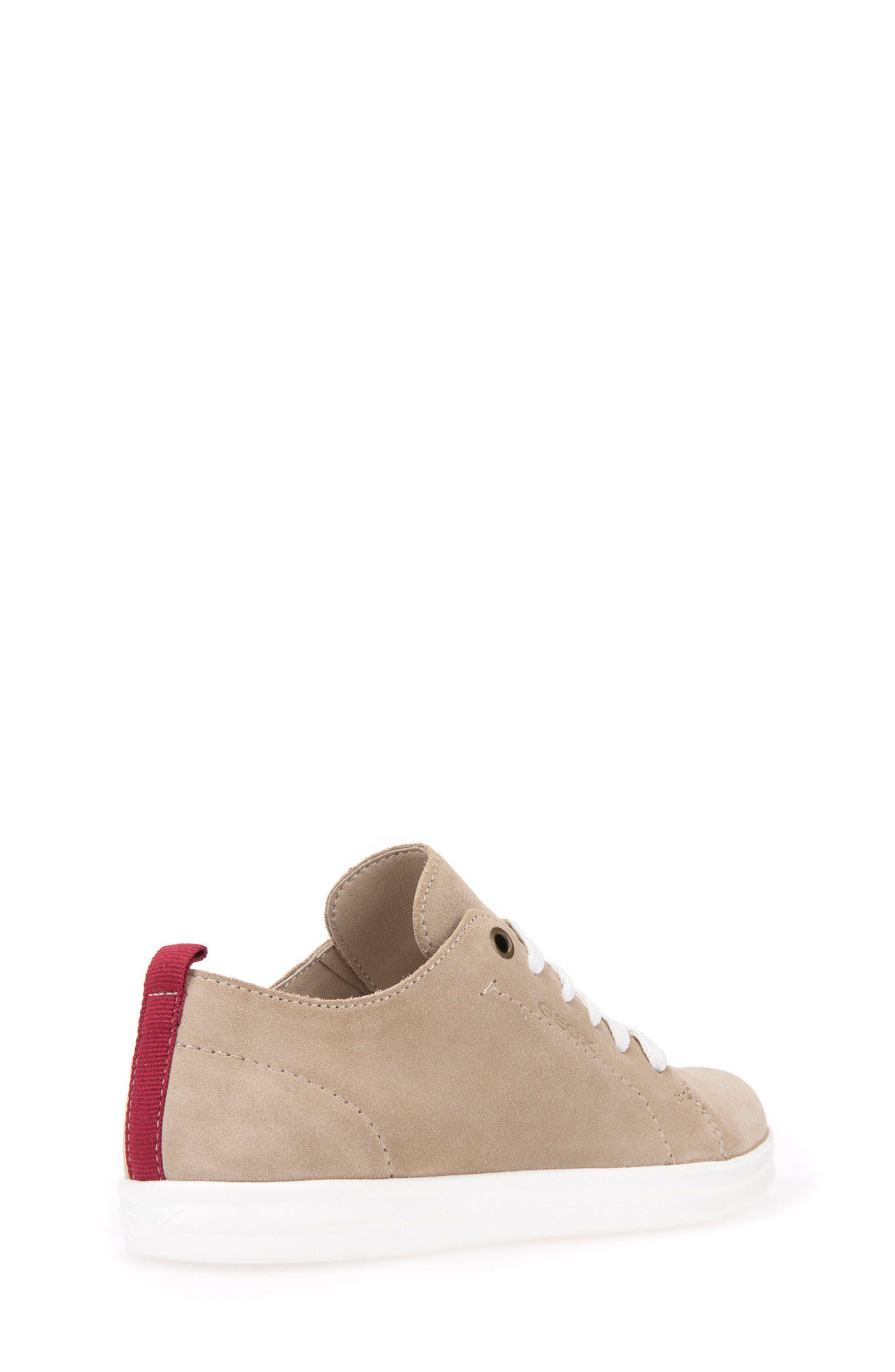 GEOX,                             Anthor Low Top Sneaker,                             Alternate thumbnail 2, color,                             260
