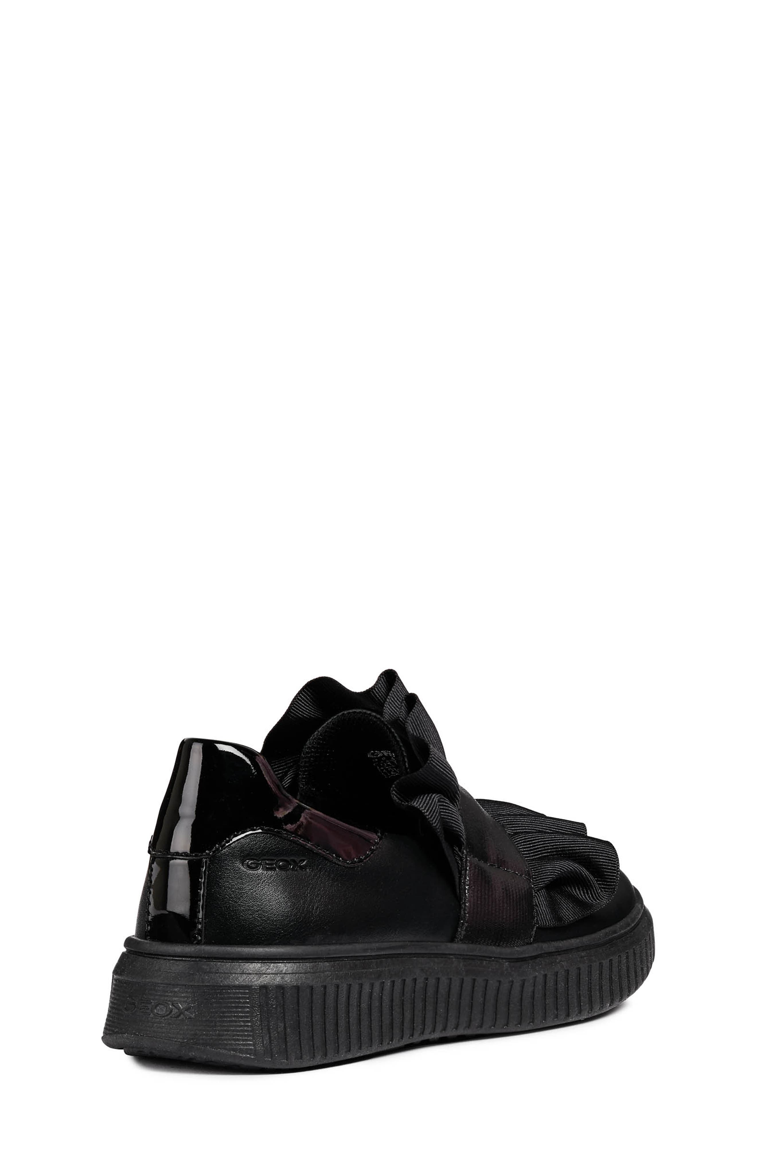 GEOX,                             Disco Mix Slip-On Sneaker,                             Alternate thumbnail 7, color,                             001