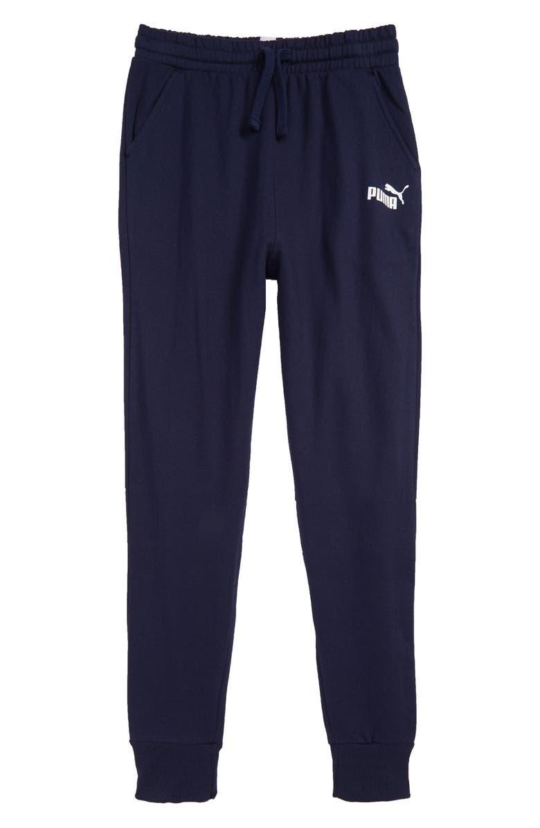 fd65b8043ca3 PUMA Fleece Sweatpants (Little Boys)