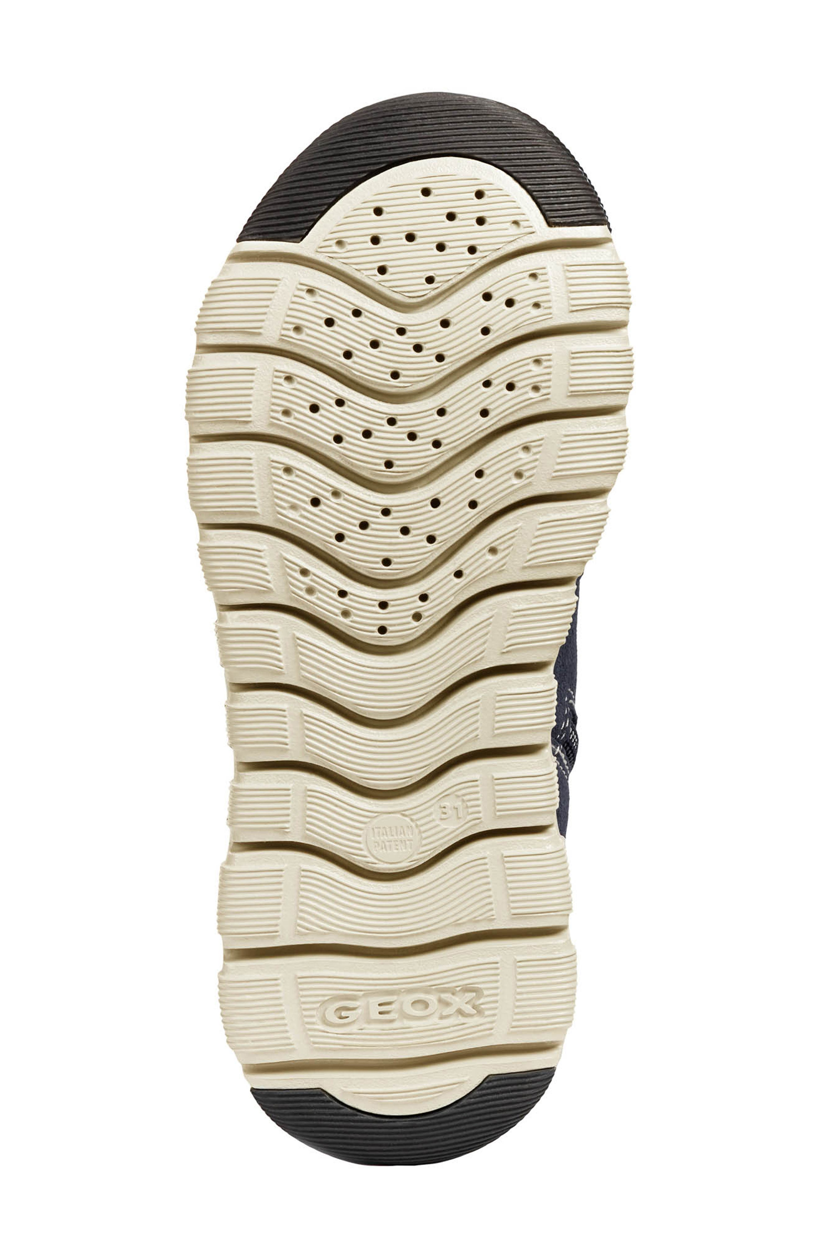 GEOX,                             Xunday Boot,                             Alternate thumbnail 6, color,                             NAVY
