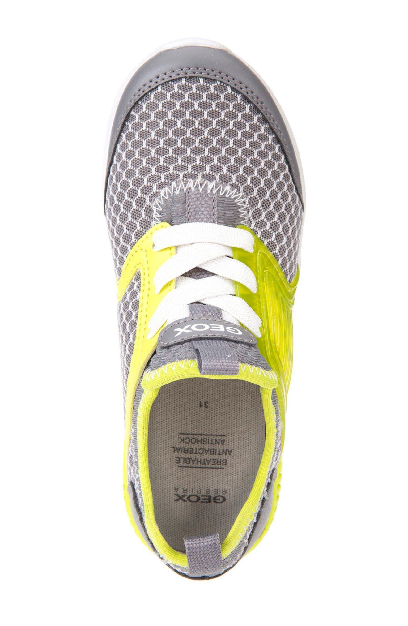 GEOX,                             Sveth Sock Sneaker,                             Alternate thumbnail 4, color,                             079