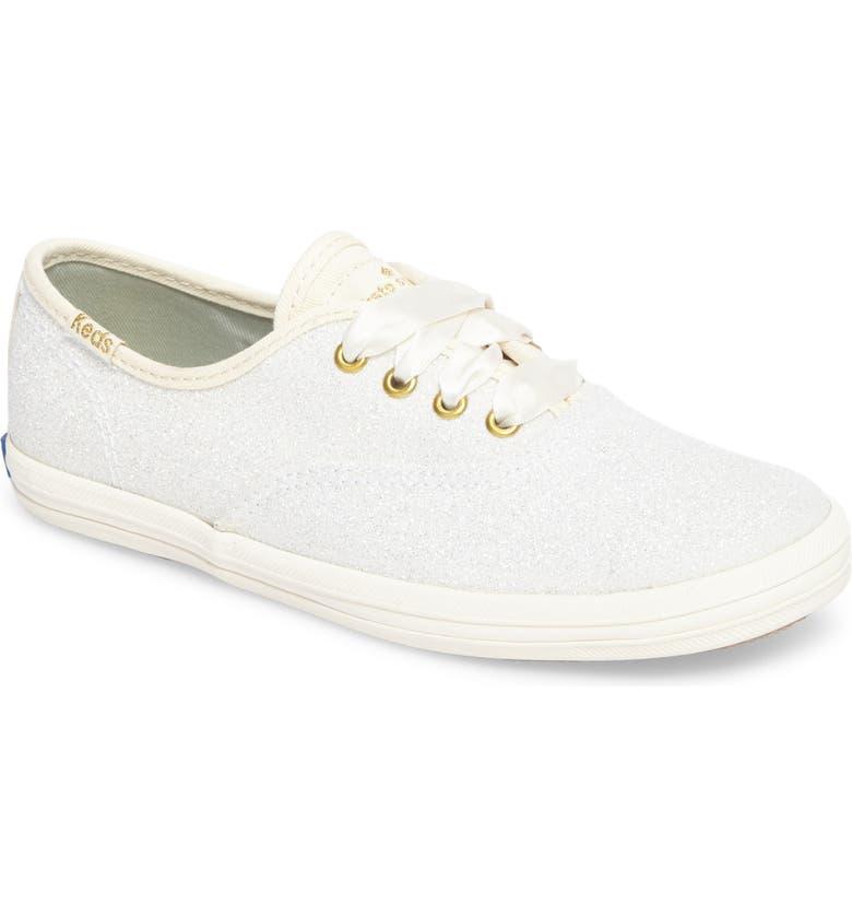 c6590fb398572 Keds® x kate spade new york Champion Glitter Sneaker (Walker ...