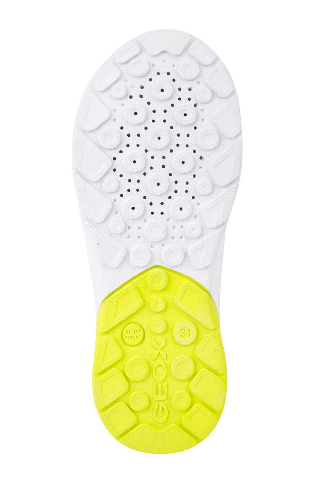 GEOX,                             Sveth Sock Sneaker,                             Alternate thumbnail 5, color,                             079
