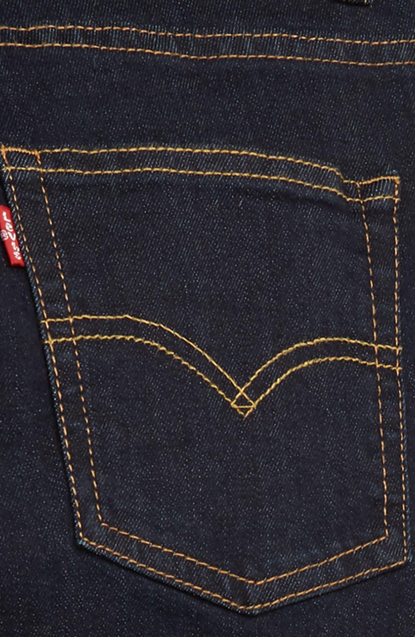 LEVI'S<SUP>®</SUP>,                             '511<sup>™</sup>' Slim Fit Jeans,                             Alternate thumbnail 3, color,                             419