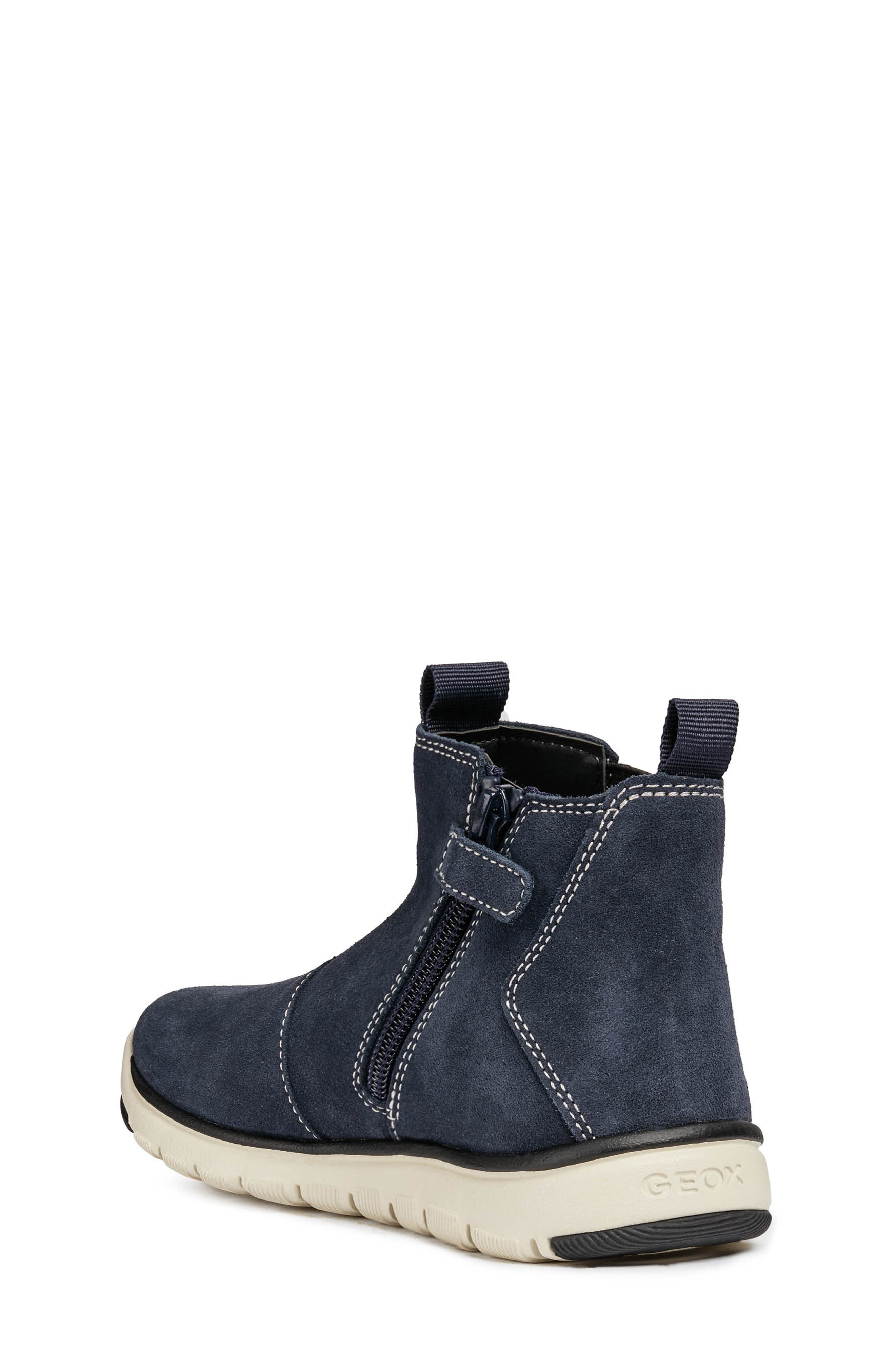 GEOX,                             Xunday Boot,                             Alternate thumbnail 2, color,                             NAVY