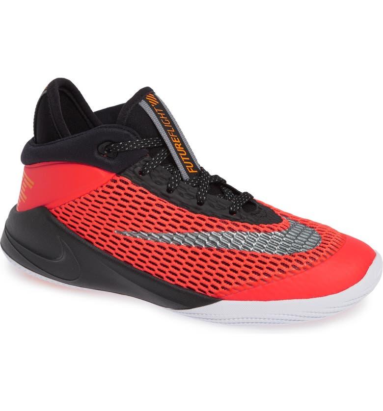 9d4872549ba Nike Future Flight Basketball Shoe (Little Kid   Big Kid)