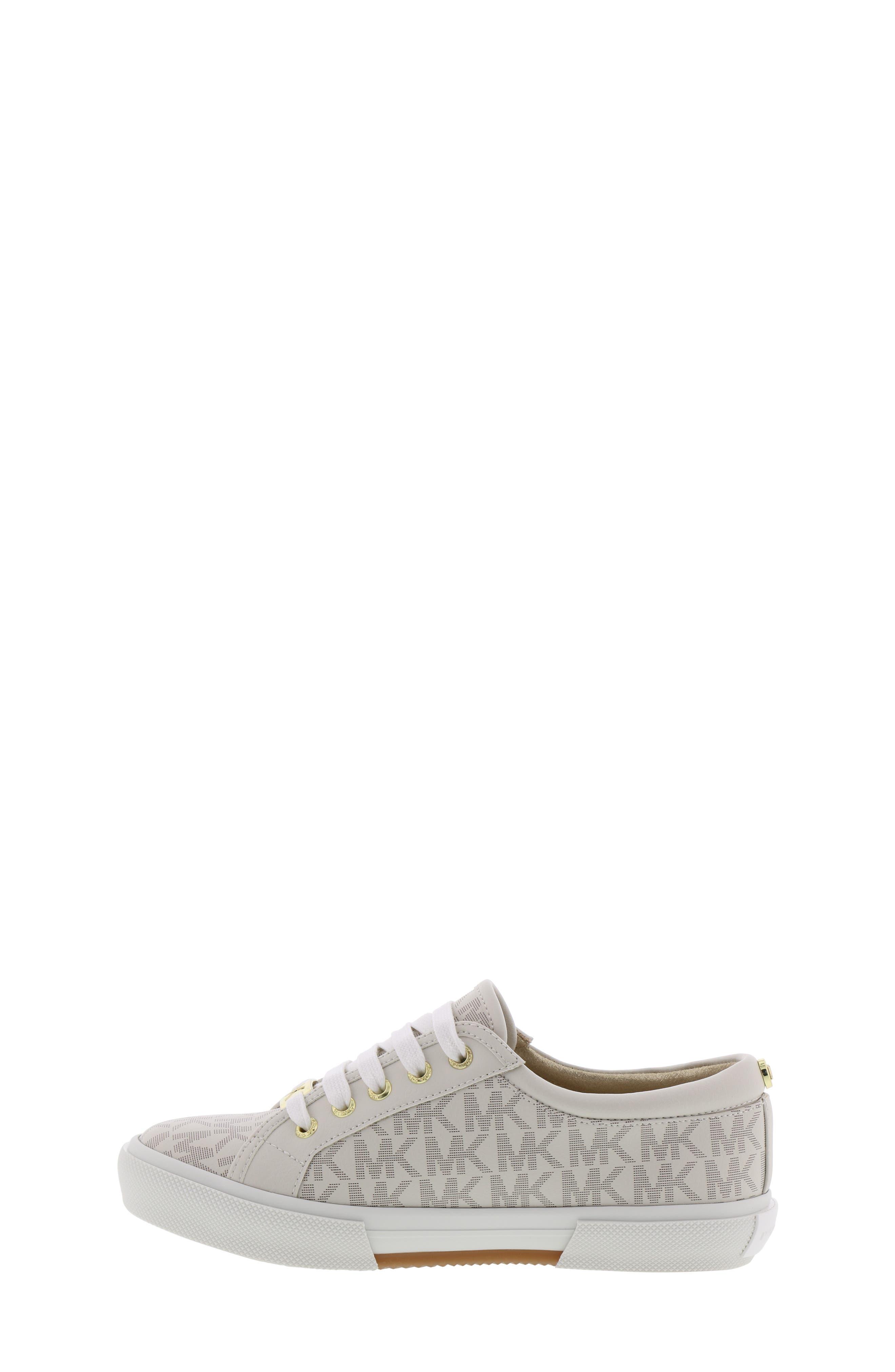 MICHAEL MICHAEL KORS,                             Ima Rebel Sneaker,                             Alternate thumbnail 9, color,                             VANILLA