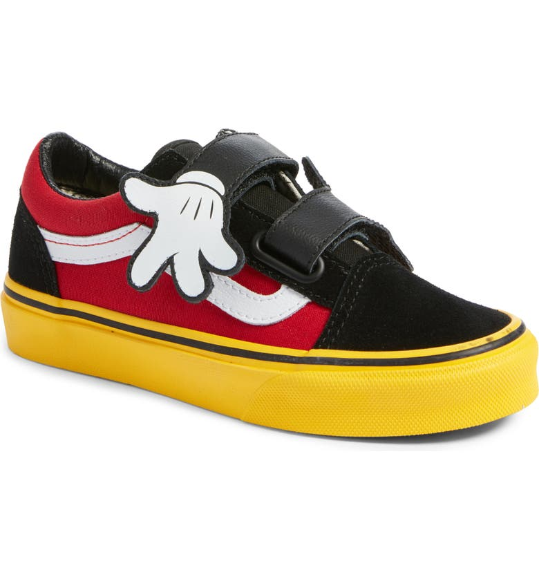 1c9abc19a3e Vans x Disney Mickey Mouse Old Skool V Sneaker (Baby