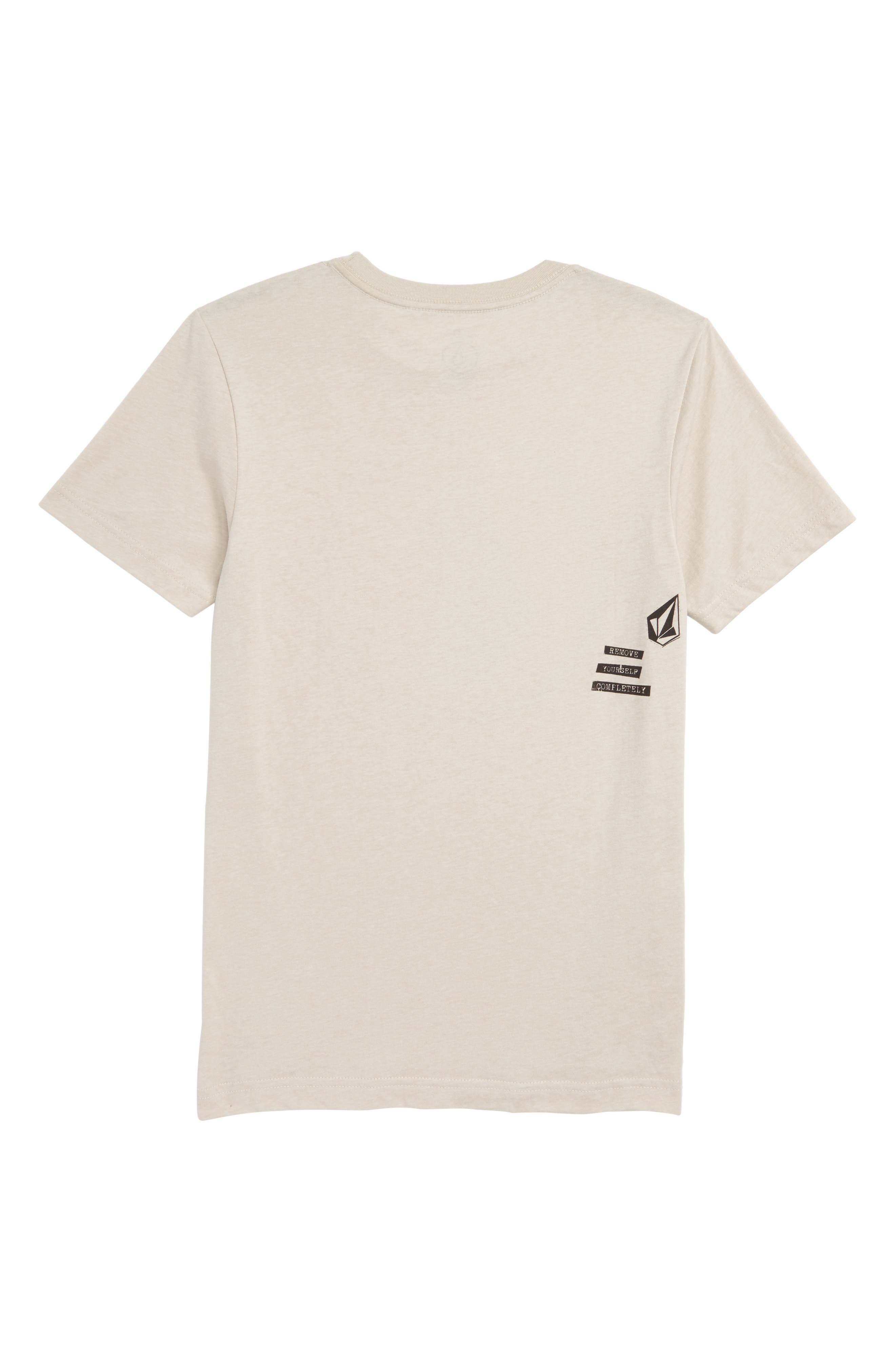 VOLCOM,                             Removed Graphic T-Shirt,                             Alternate thumbnail 2, color,                             260