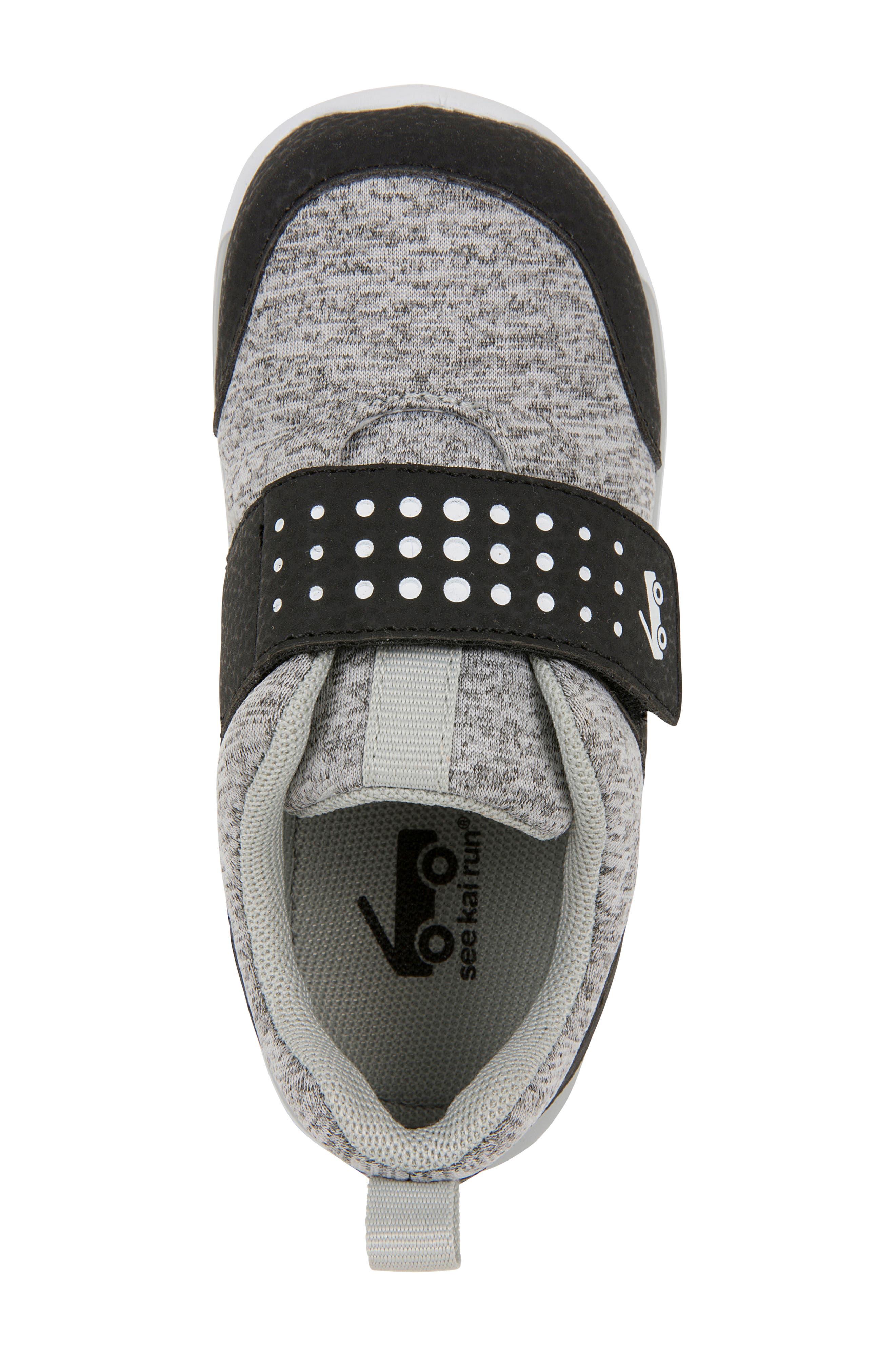 SEE KAI RUN,                             Ryder Sneaker,                             Alternate thumbnail 5, color,                             BLACK