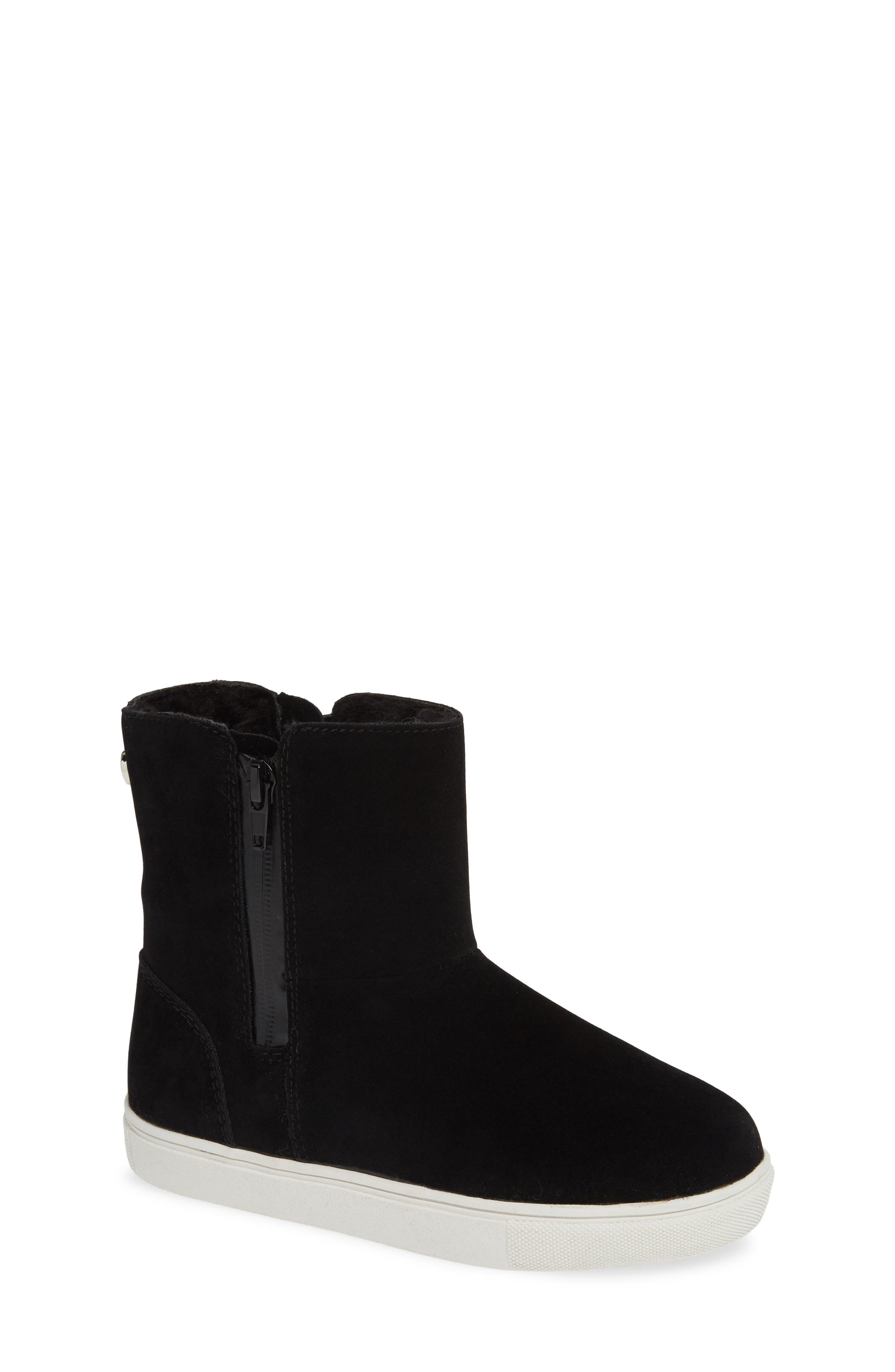STEVE MADDEN JGarrison Waterproof Boot, Main, color, 001