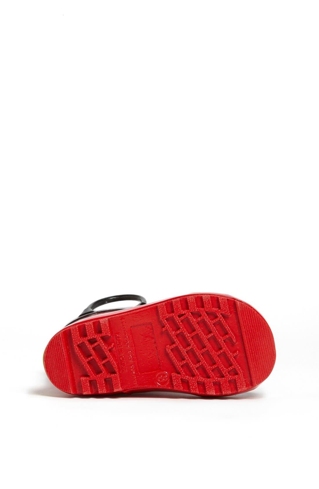 WESTERN CHIEF,                             Ladybug Waterproof Rain Boot,                             Alternate thumbnail 2, color,                             RED