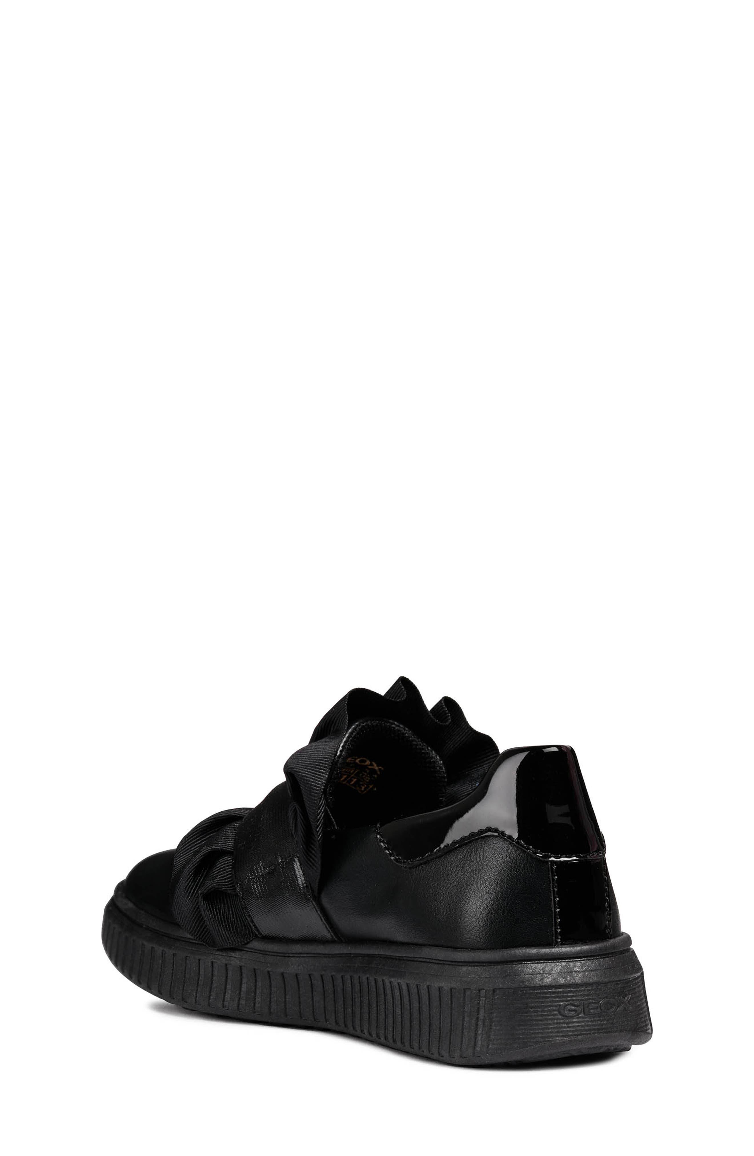 GEOX,                             Disco Mix Slip-On Sneaker,                             Alternate thumbnail 2, color,                             001