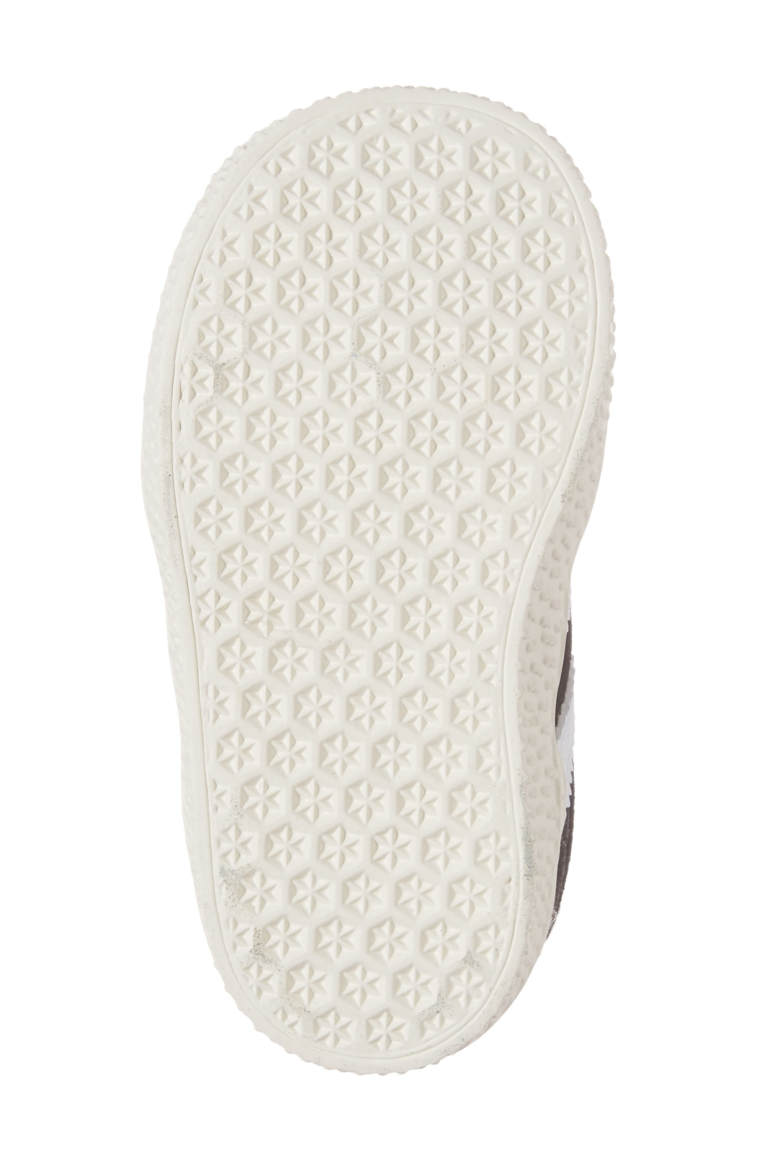 ADIDAS,                             Gazelle Sneaker,                             Alternate thumbnail 6, color,                             001