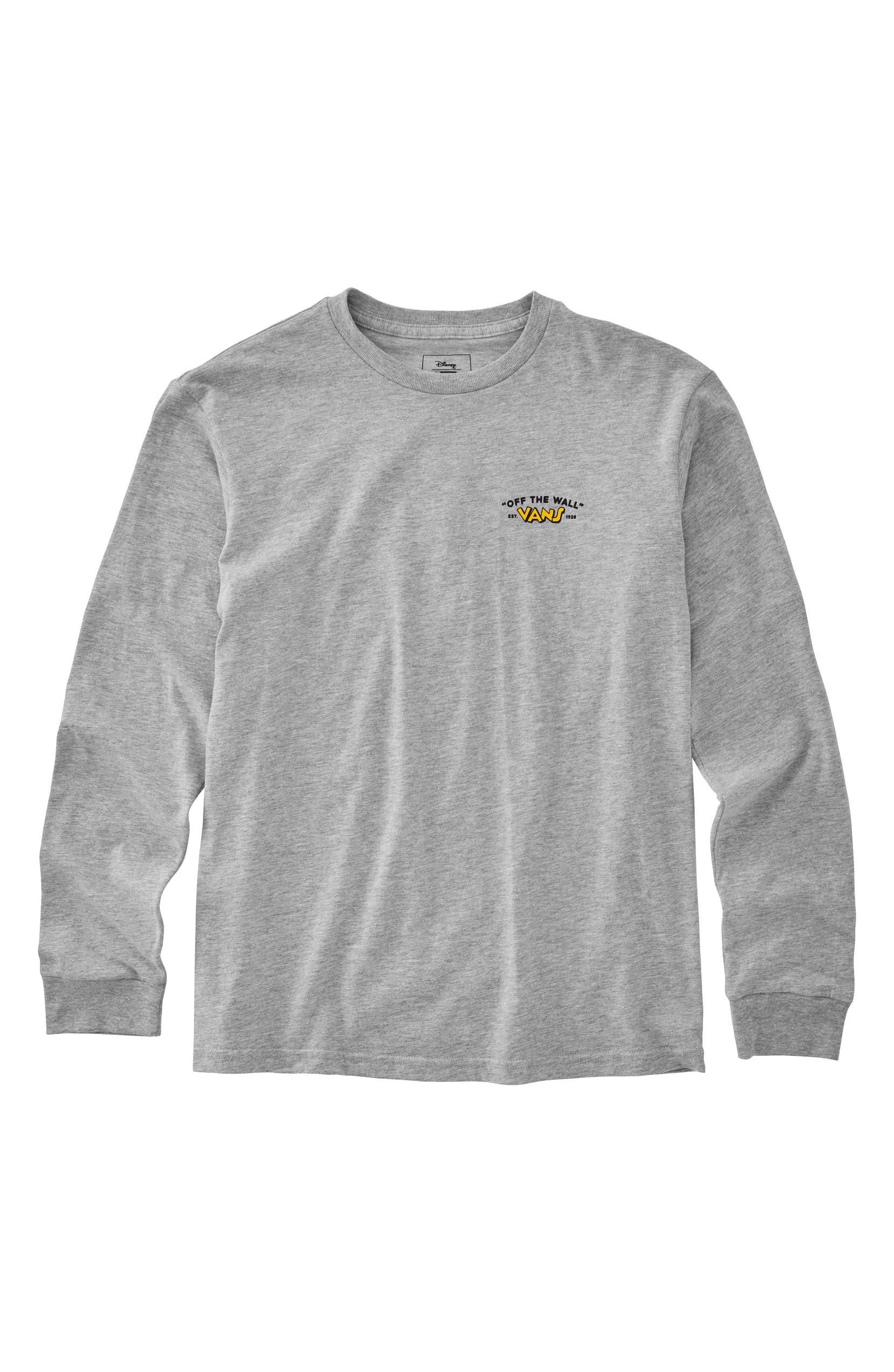c6e908eead Vans x Disney Mickey s 90th Anniversary Classic T-Shirt (Big Boys ...