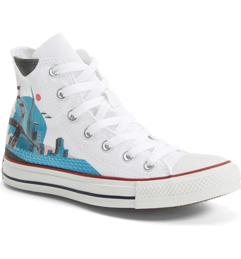 4fbcde6b00 Converse Chuck Taylor® All Star®  Made By You - San Francisco  High ...