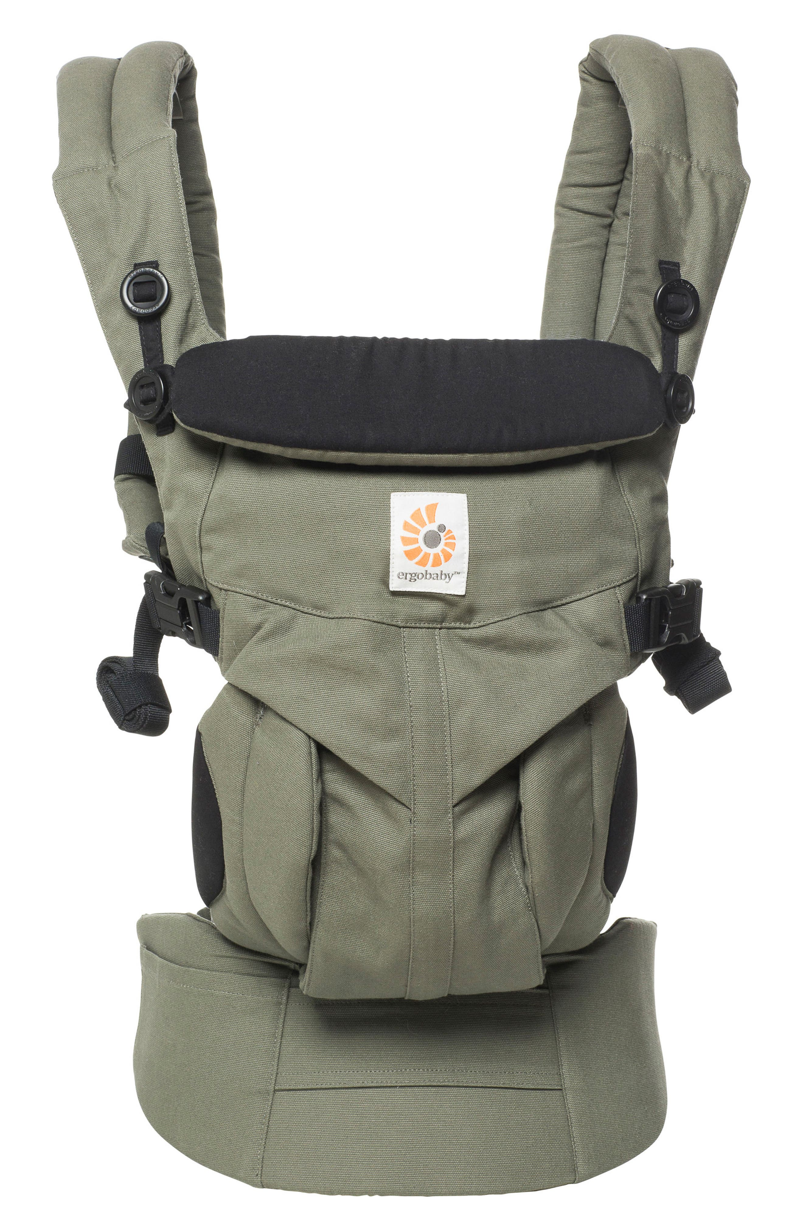 Infant Ergobaby Omni 360 Baby Carrier Size One Size  Green