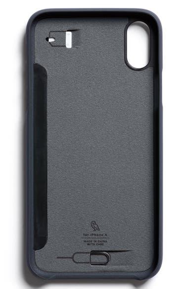 san francisco 70383 3a921 Three Card iPhone X & Xs Case
