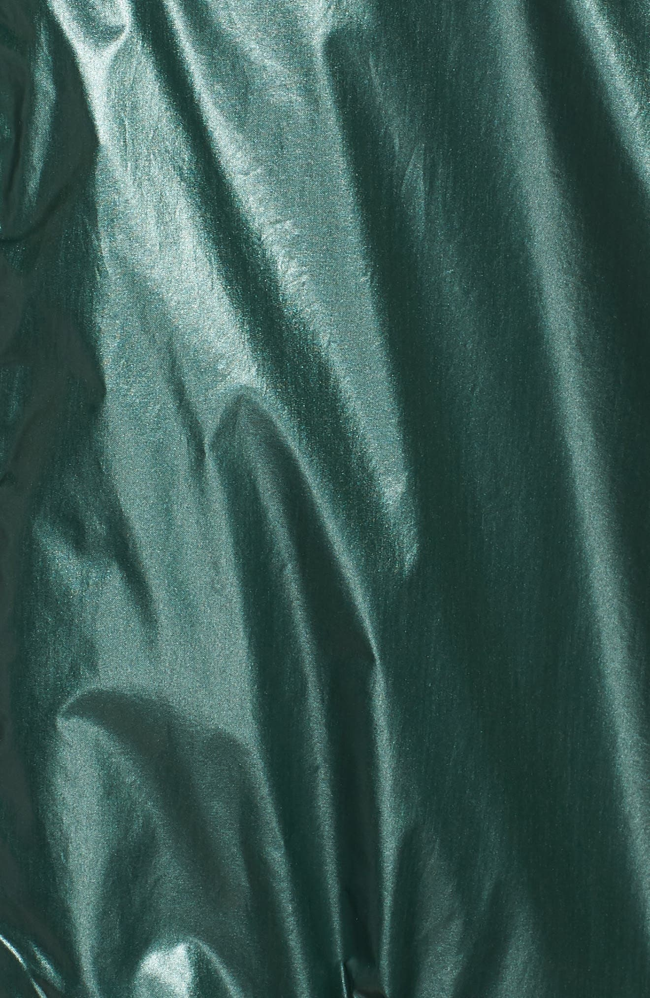 PUMA, TZ Jacket, Alternate thumbnail 6, color, 001