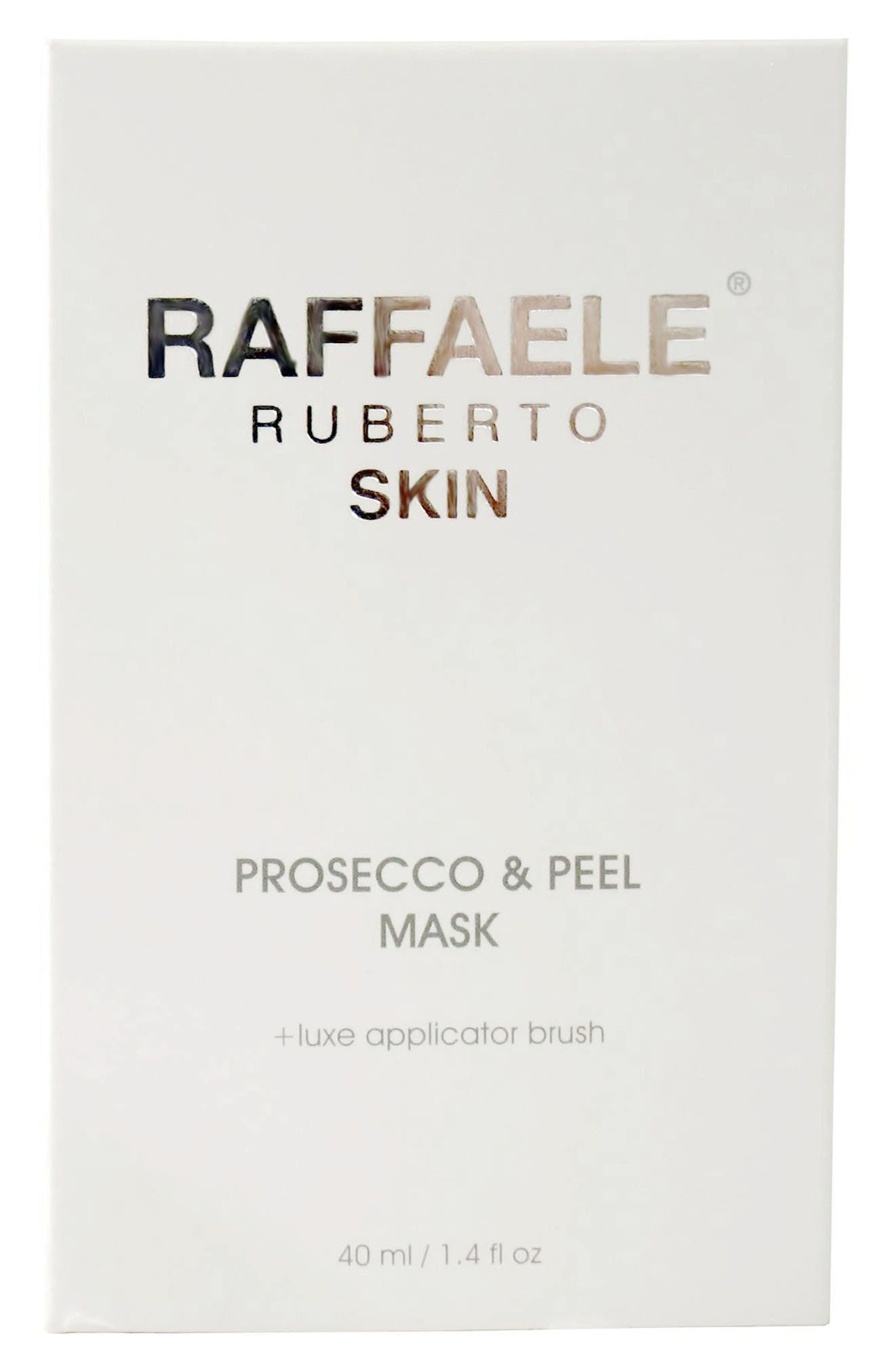 RAFFAELE RUBERTO<SUP>®</SUP> SKIN, Prosecco & Peel Mask & Brush, Alternate thumbnail 2, color, NO COLOR