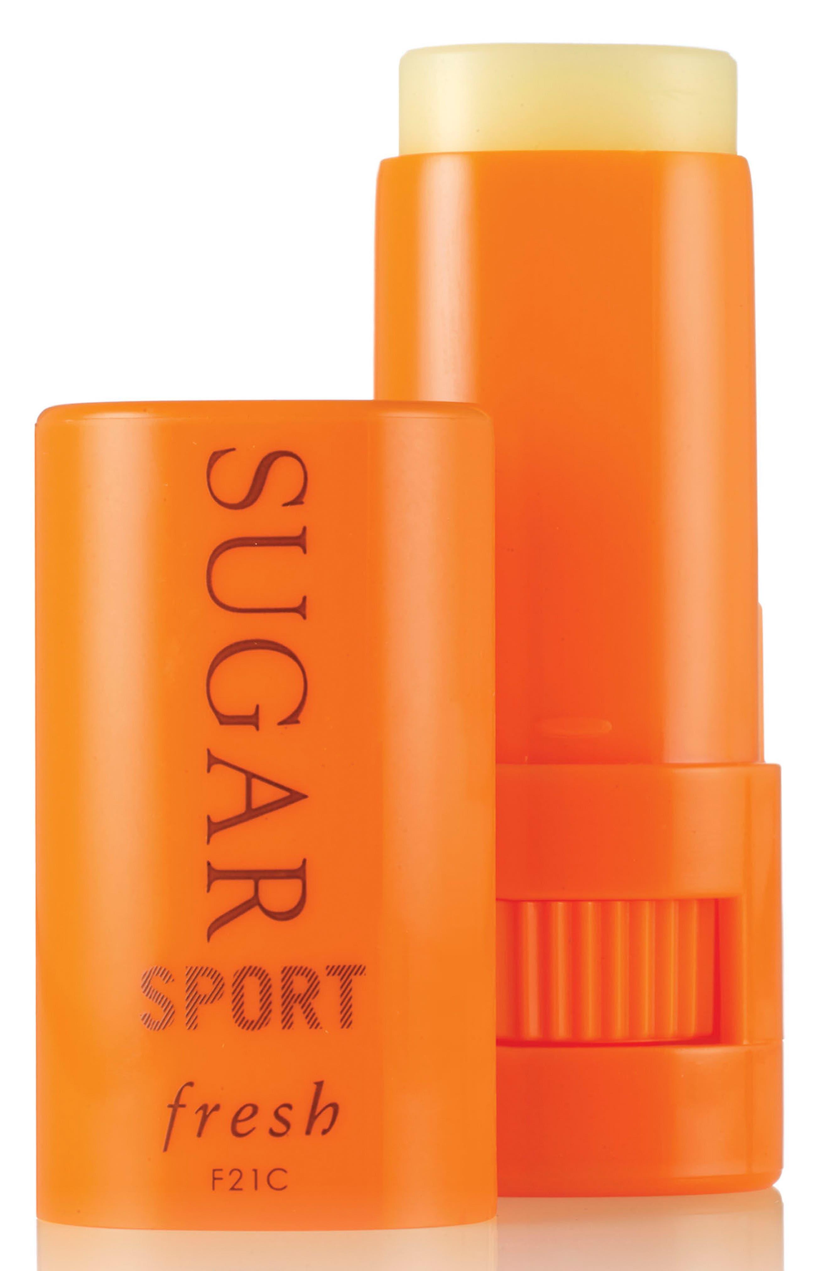 FRESH<SUP>®</SUP>, Sugar Sport Treatment Sunscreen SPF 30, Main thumbnail 1, color, 000