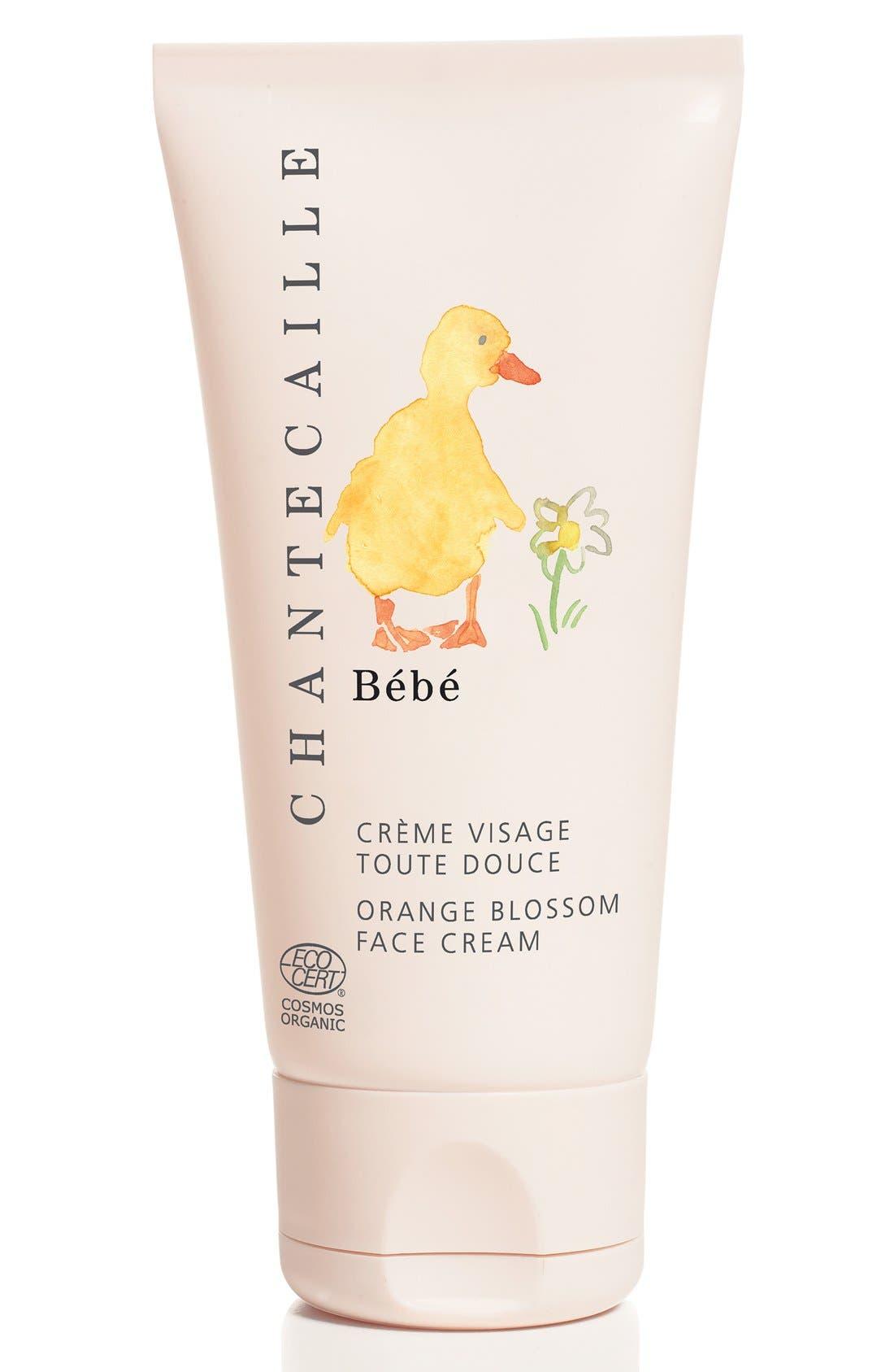 CHANTECAILLE, Bébé Orange Blossom Face Cream, Main thumbnail 1, color, NO COLOR