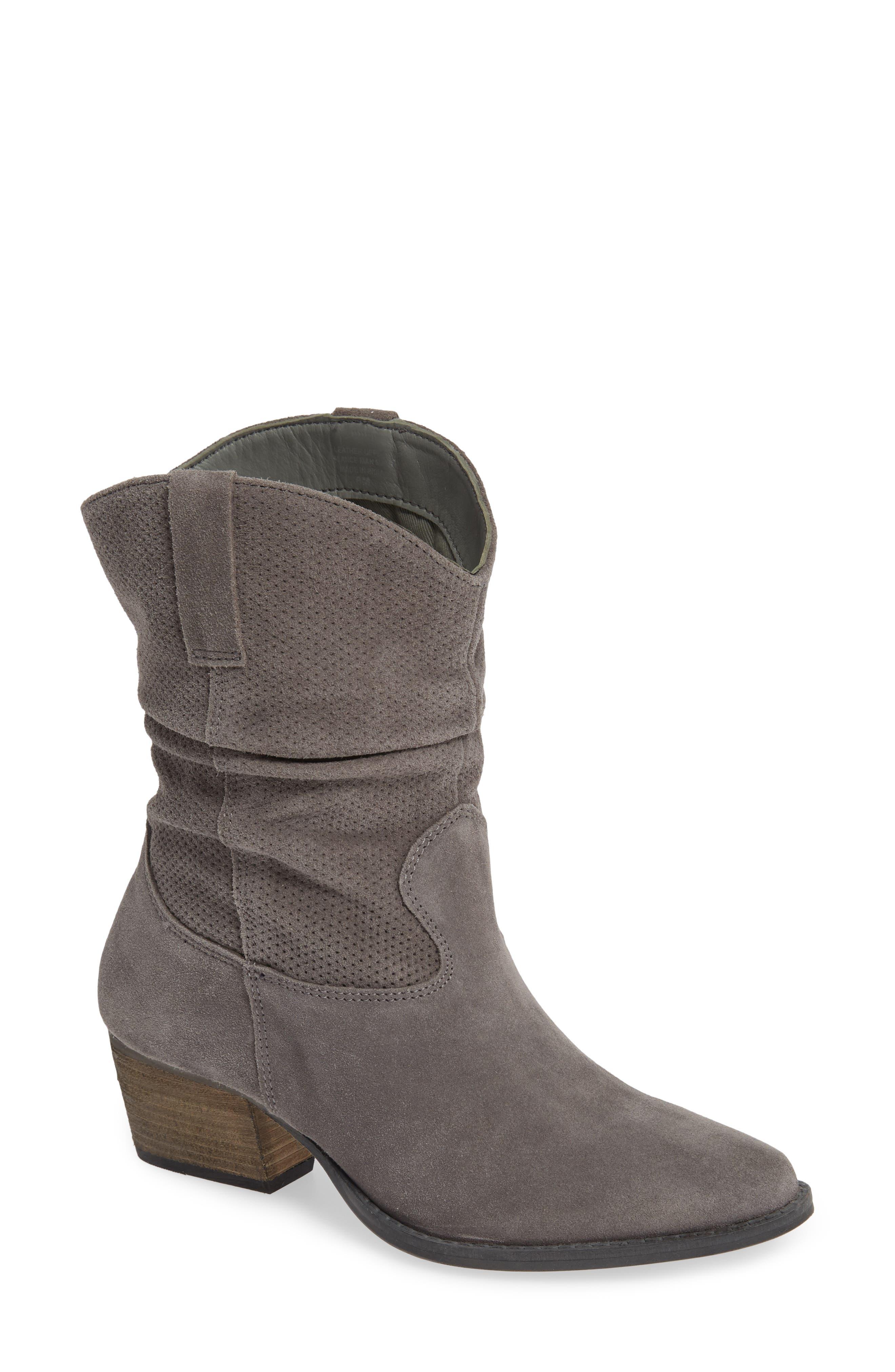 Charles By Charles David Zulu Western Boot, Grey