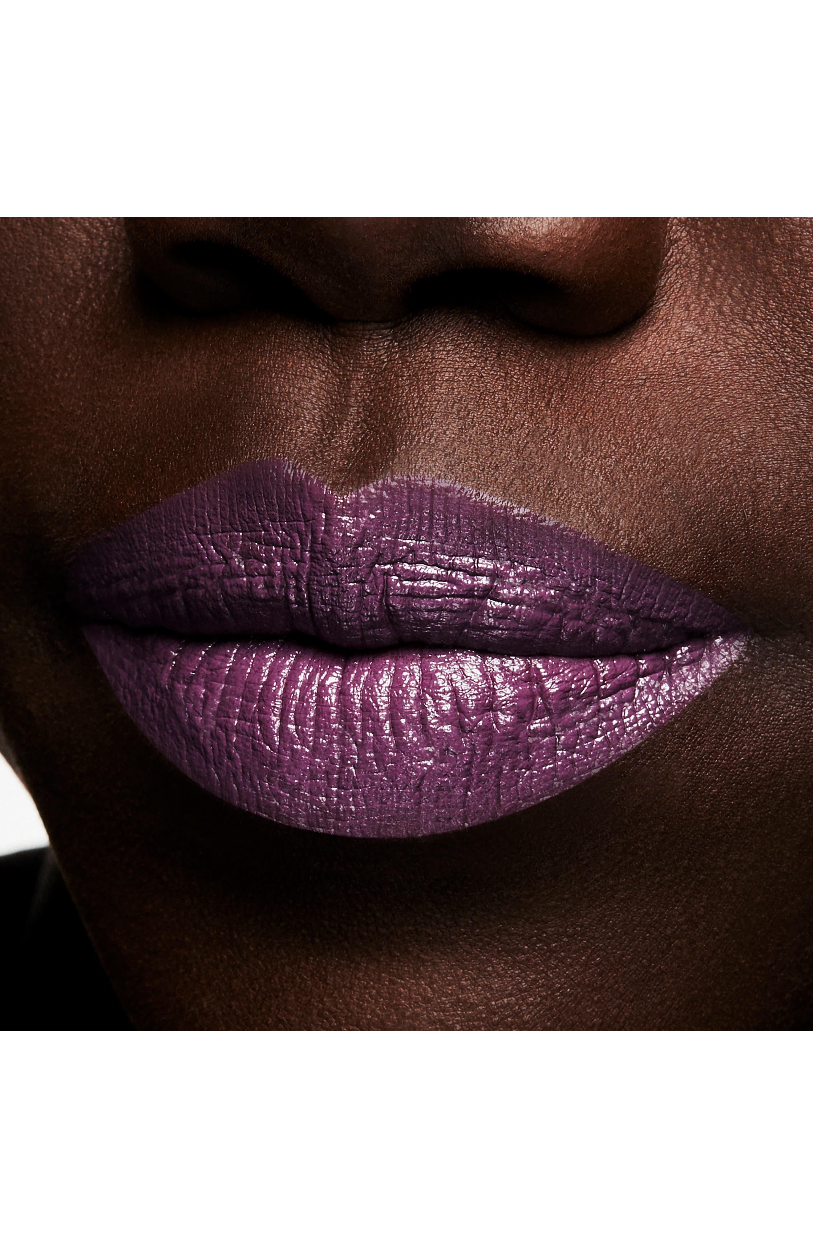 MAC COSMETICS, MAC Throwbacks Lipstick, Alternate thumbnail 2, color, EPIC
