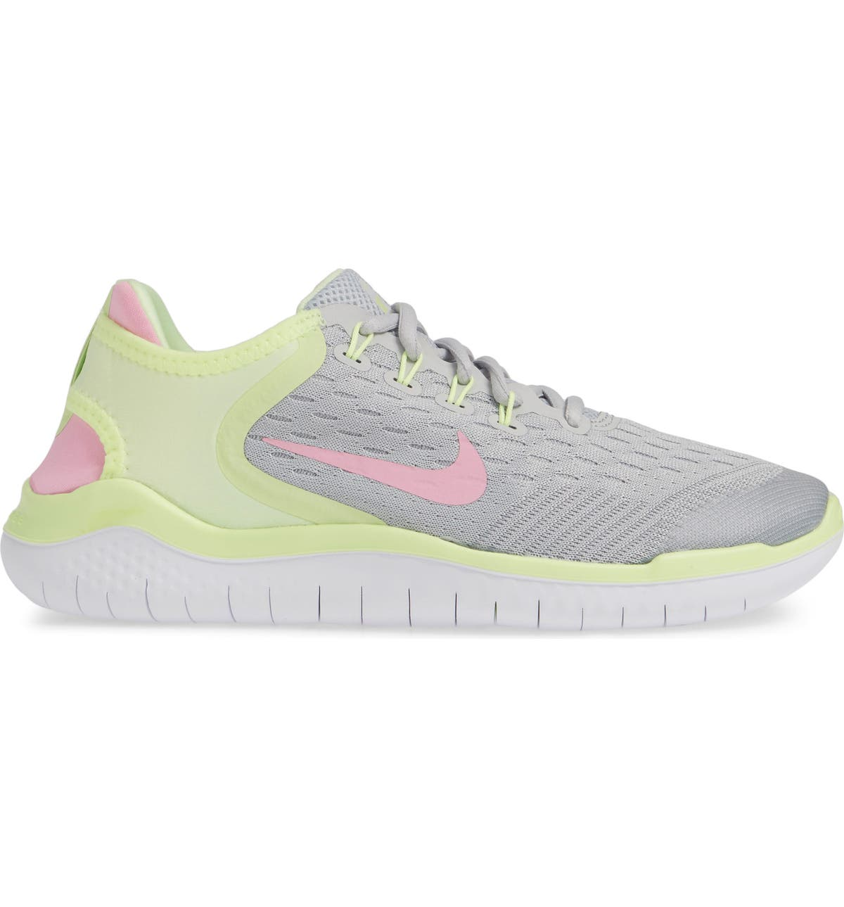 bd4dbefc5c98 Nike Free RN 2018 Running Shoe (Big Kid)